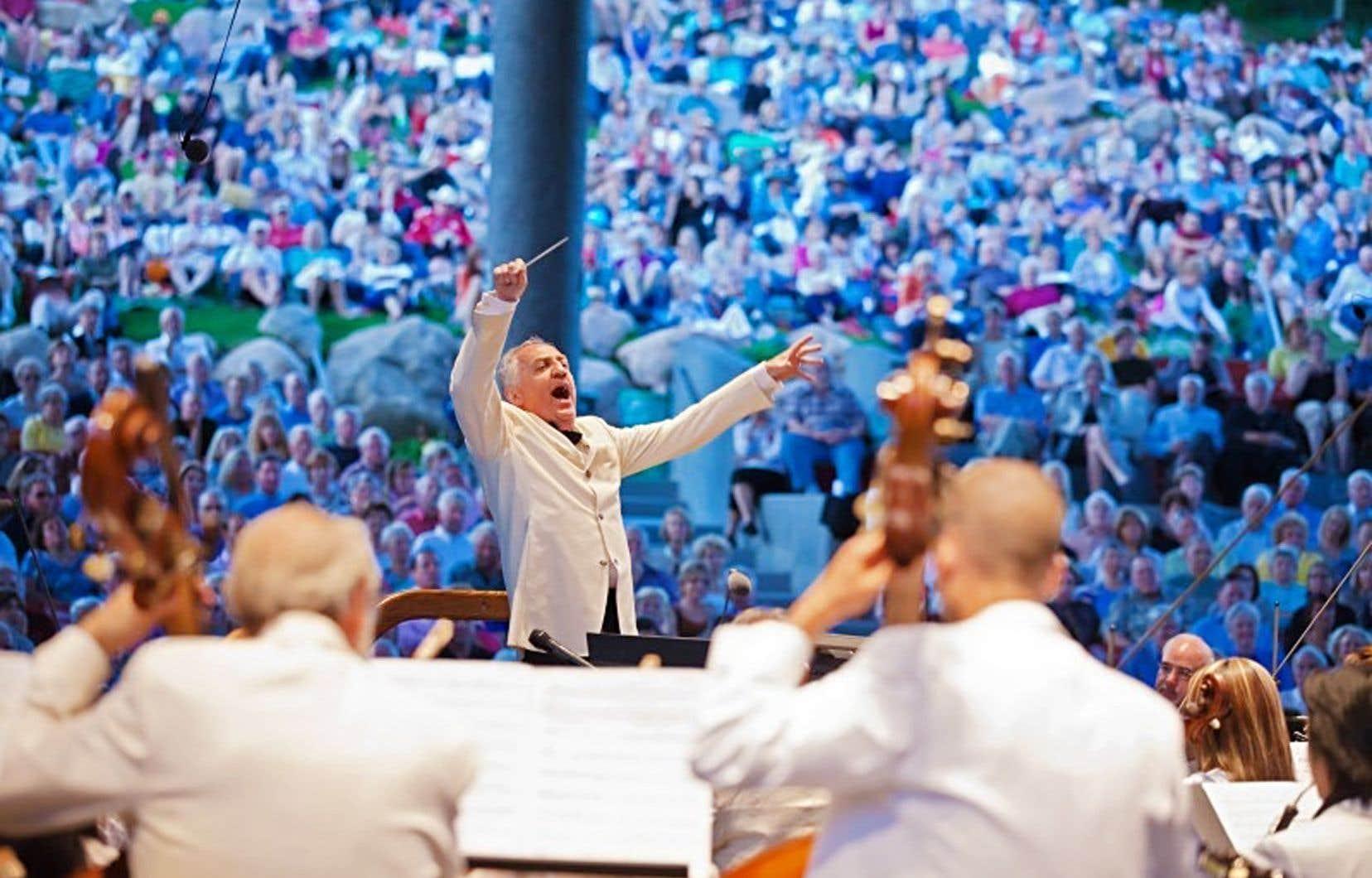 Bramwell Tovey sera présent le 23septembre pour diriger la «Symphonie fantastique».