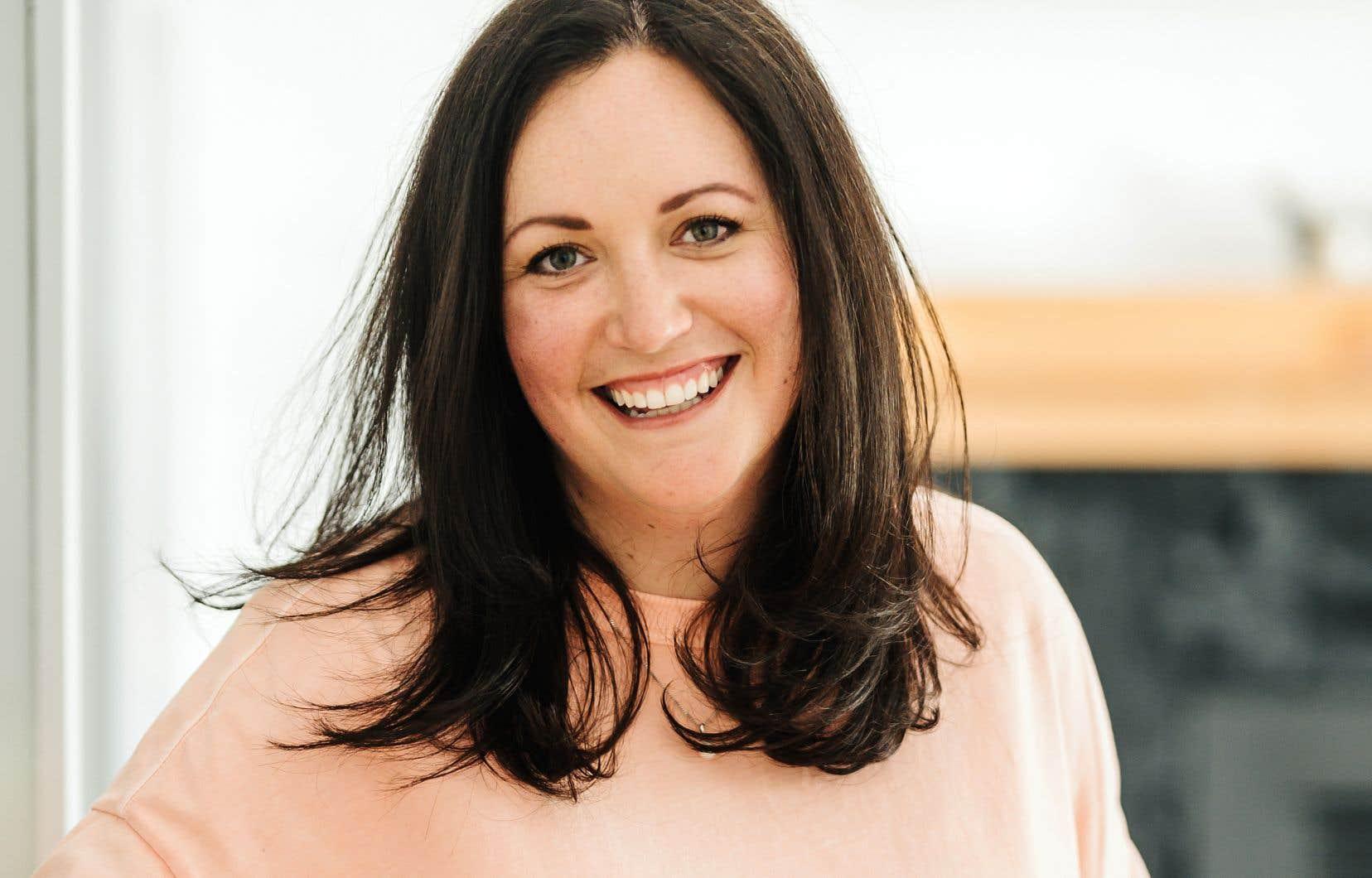 Mélanie Magnan, nutritionniste, fondatrice de Nutrimini et autrice du livre «Boîte à lunch».