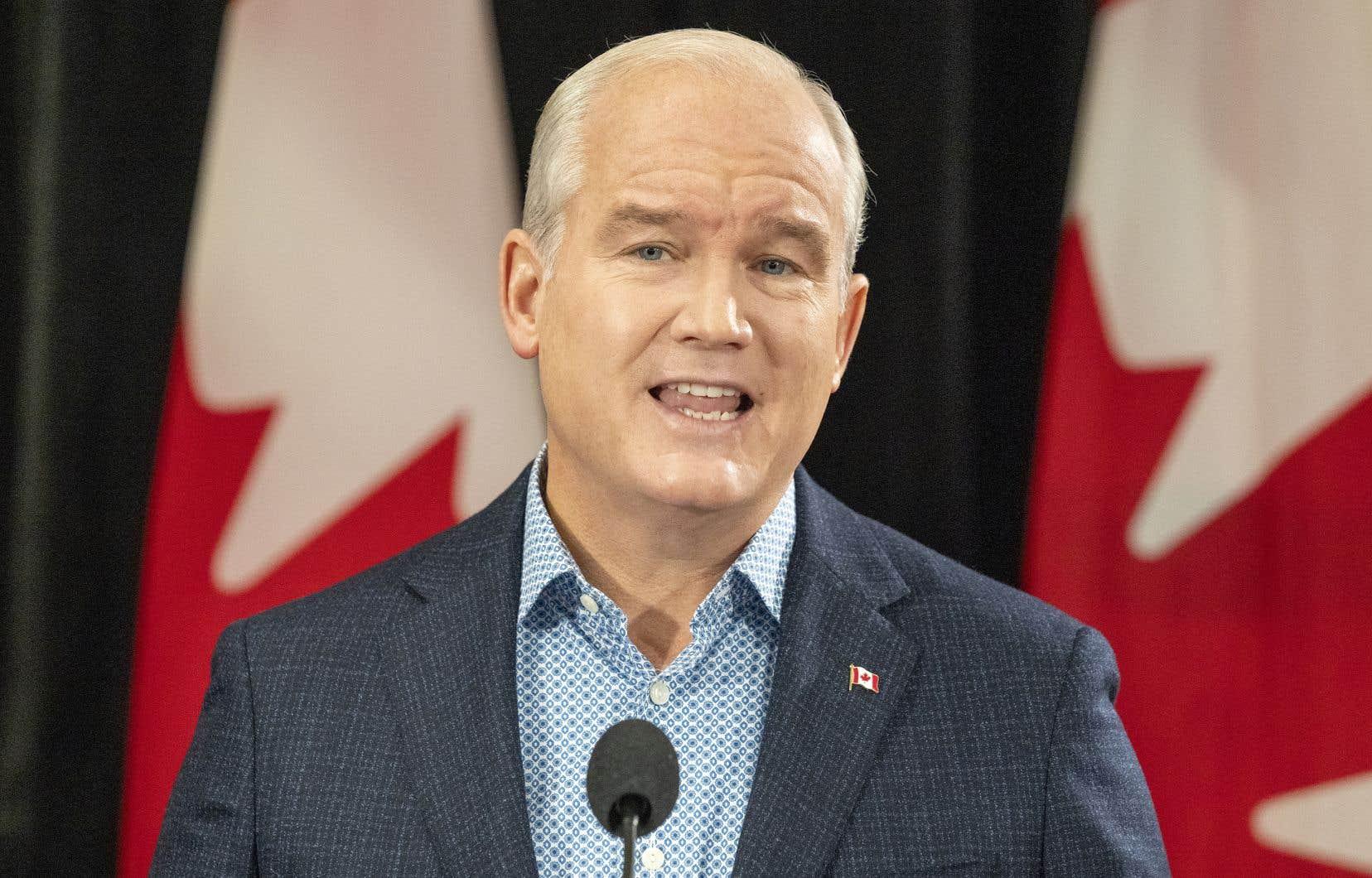 M.O'Toole dit que des milliers de parents canadiens souffrent du décès d'un enfant chaque année et qu'un gouvernement conservateur «mettrait fin à la stigmatisation».
