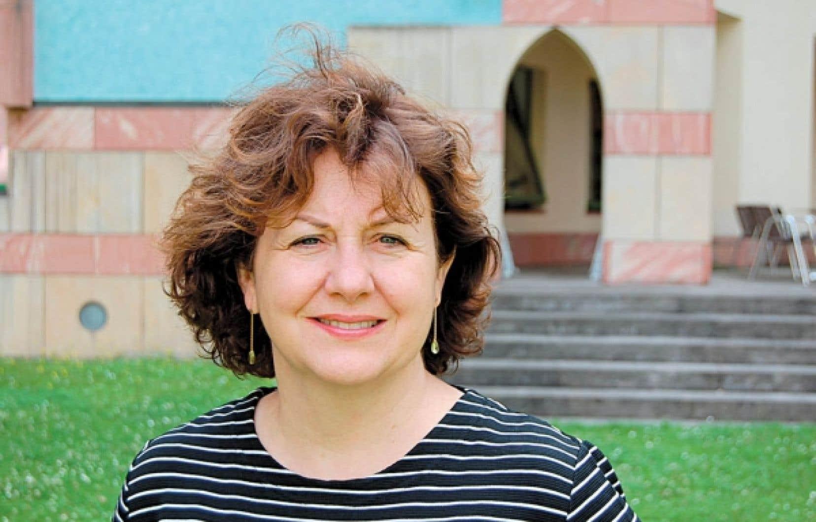La sociologue Michèle Lamont<br />