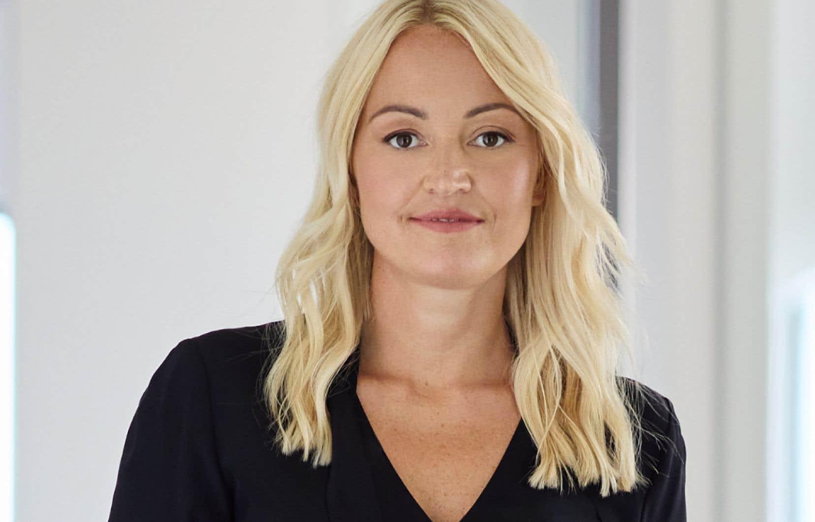 Élizabeth Henry a été nommée cheffe de la direction d'Adviso en septembre dernier.
