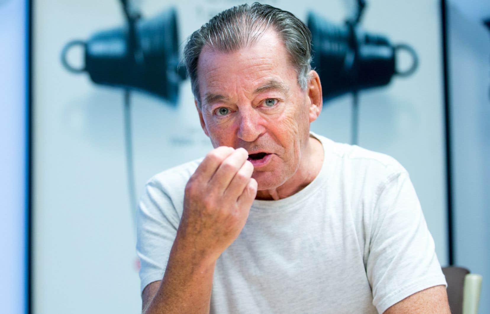 Walter Boudreau, qui part avec «une certaine nostalgie» et la fierté de battre «en longévité à plates coutures tous les directeurs artistiques», ne sera pas impliqué dans la sélection de son successeur.