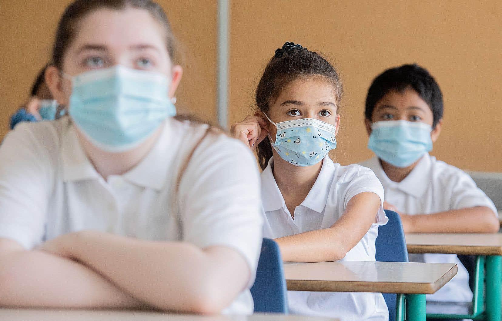Les adolescents en crise souffrant de troubles alimentaires graves sont beaucoup moins nombreux au CHU Sainte-Justine qu'au printemps dernier depuis le retour à l'école à temps complet.