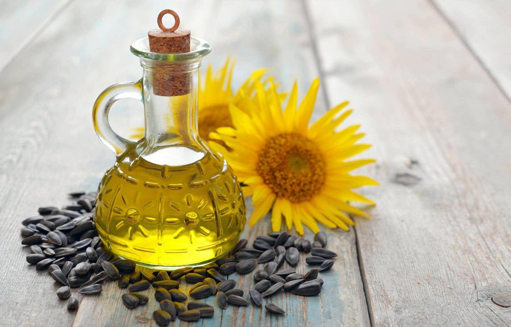 Pour tendre vers une alimentation la plus locale possible, les consommateurs peuvent notamment remplacer l'huile d'olive par une huile de tournesol d'ici.