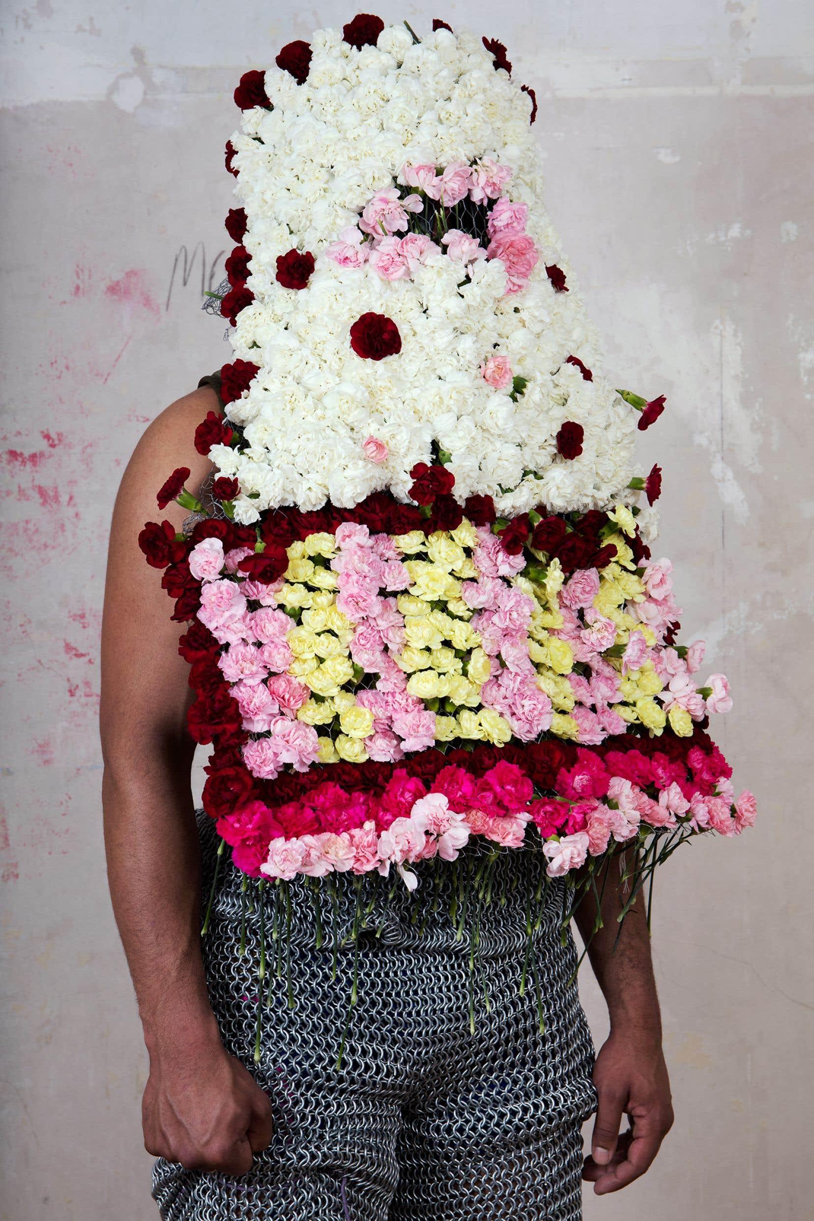 Amartey Golding, «Flowers», 2018