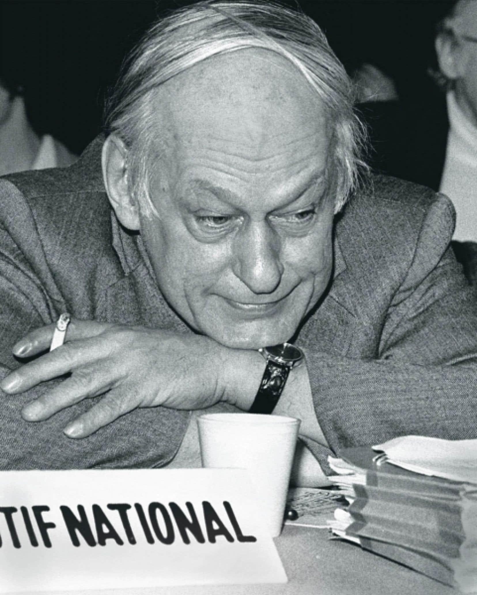 René Lévesque<br />