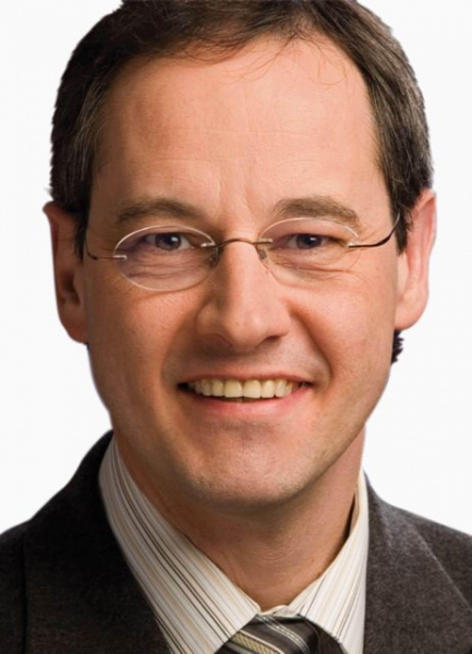Le député péquiste Sylvain Pagé