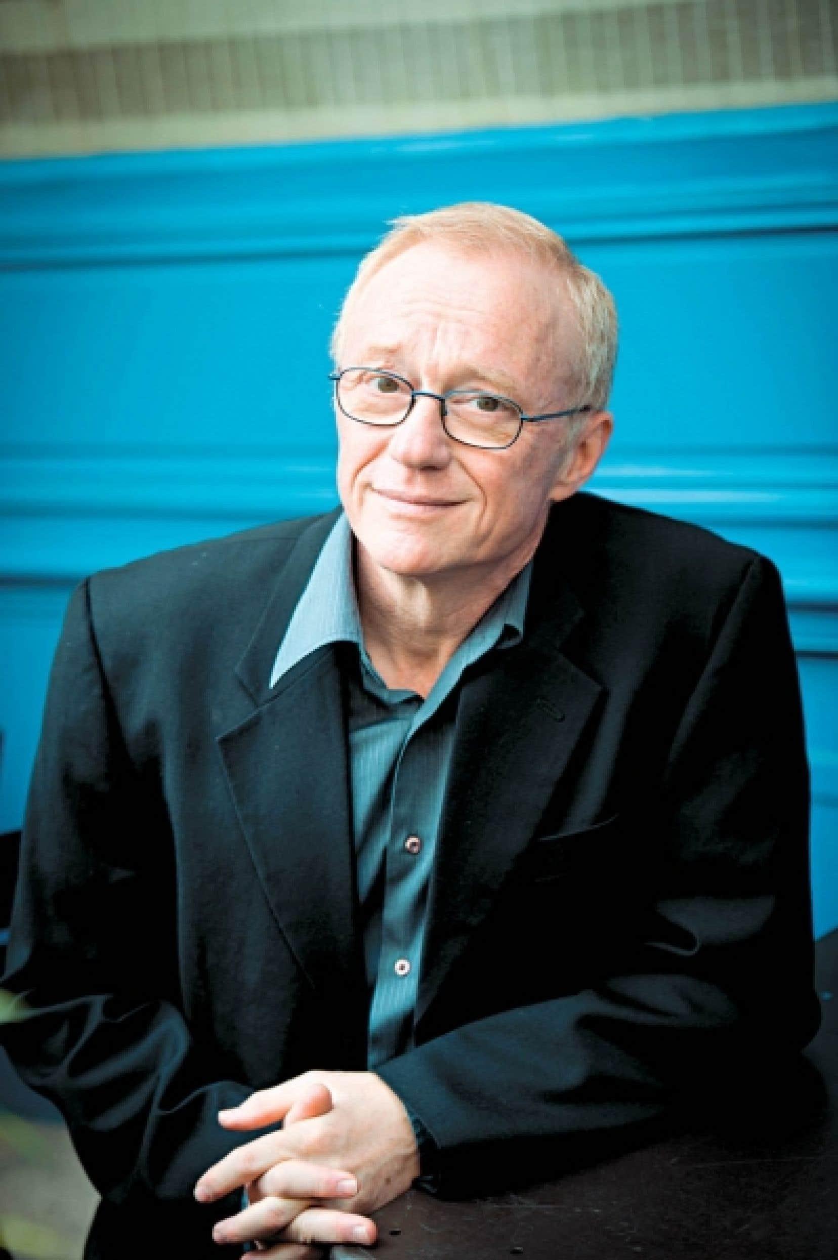 David Grossman est né à Jérusalem en 1954.