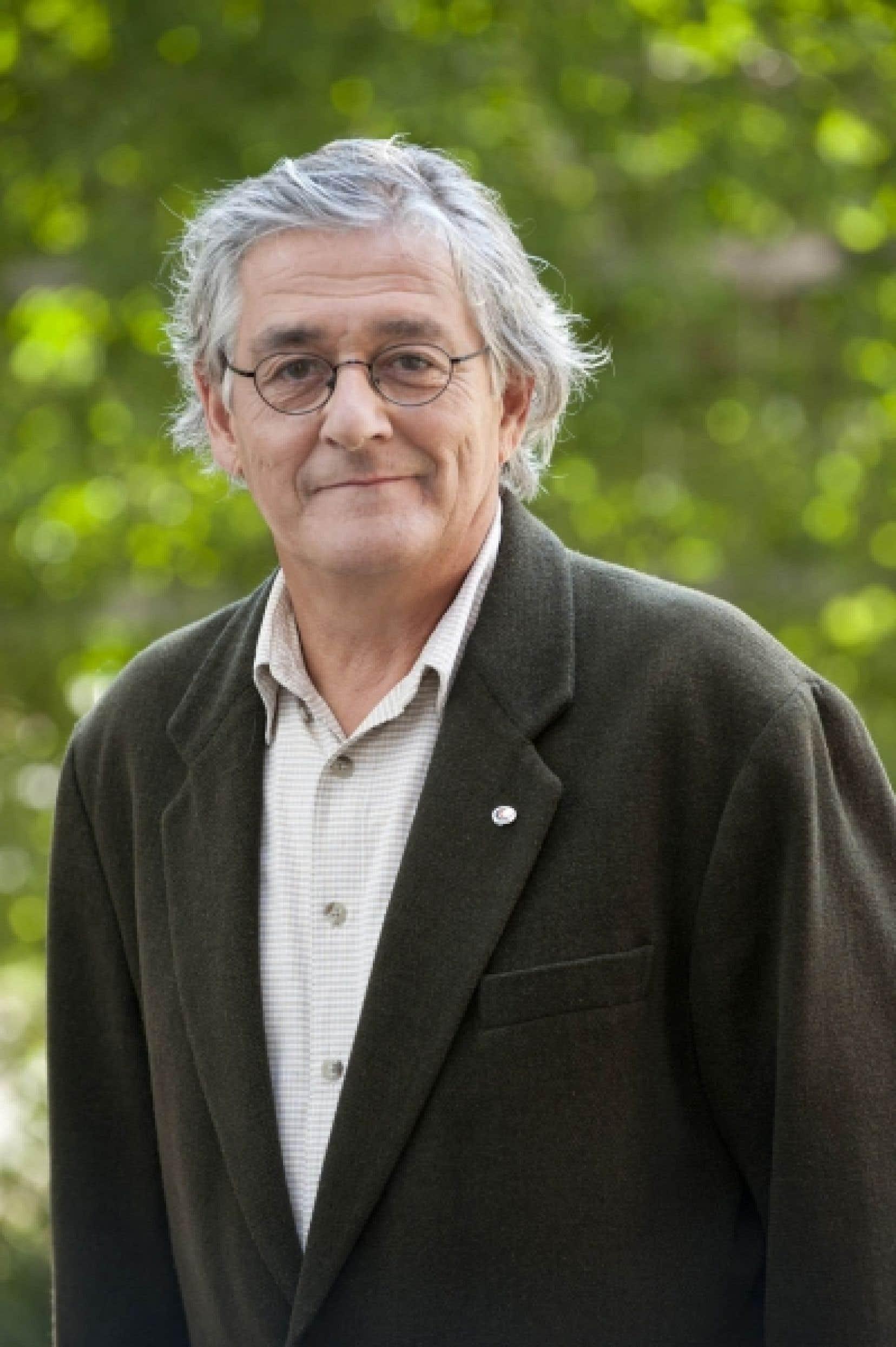 Serge Payette est un pionnier dans l'étude de l'effet des changements climatiques sur la végétation.<br />