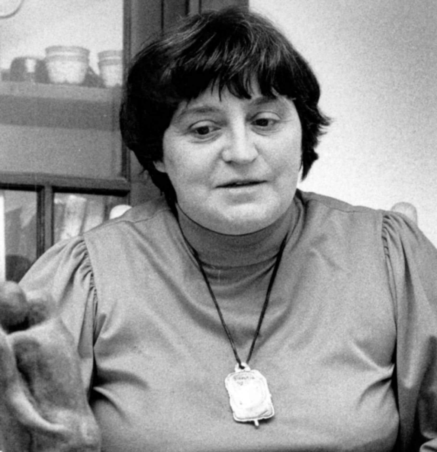 Louky Bersianik en 1979<br />