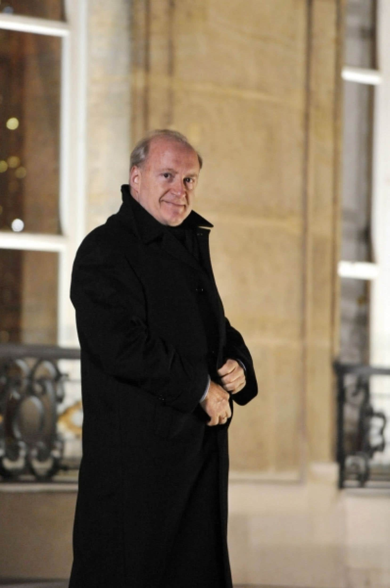 Le diplomate et homme politique français Hubert Védrine a travaillé auprès de François Mitterrand et Jacques Chirac. <br />