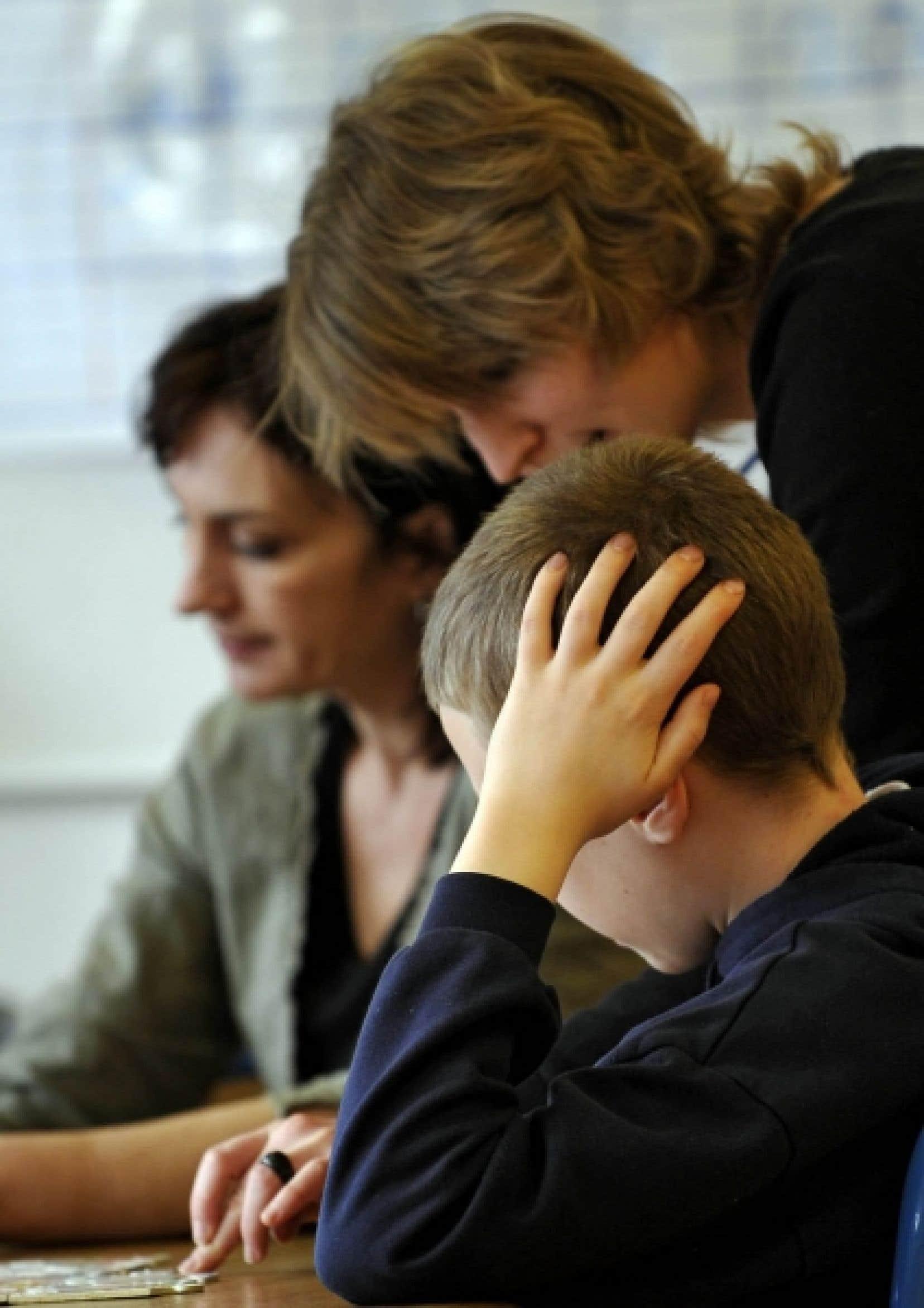 L'identification du «trouble mental» chez les élèves ouvrira un vaste marché privé de l'évaluation médicalisée, qui mettra le réseau scolaire à la remorque d'une redéfinition des besoins de l'enfant.<br />
