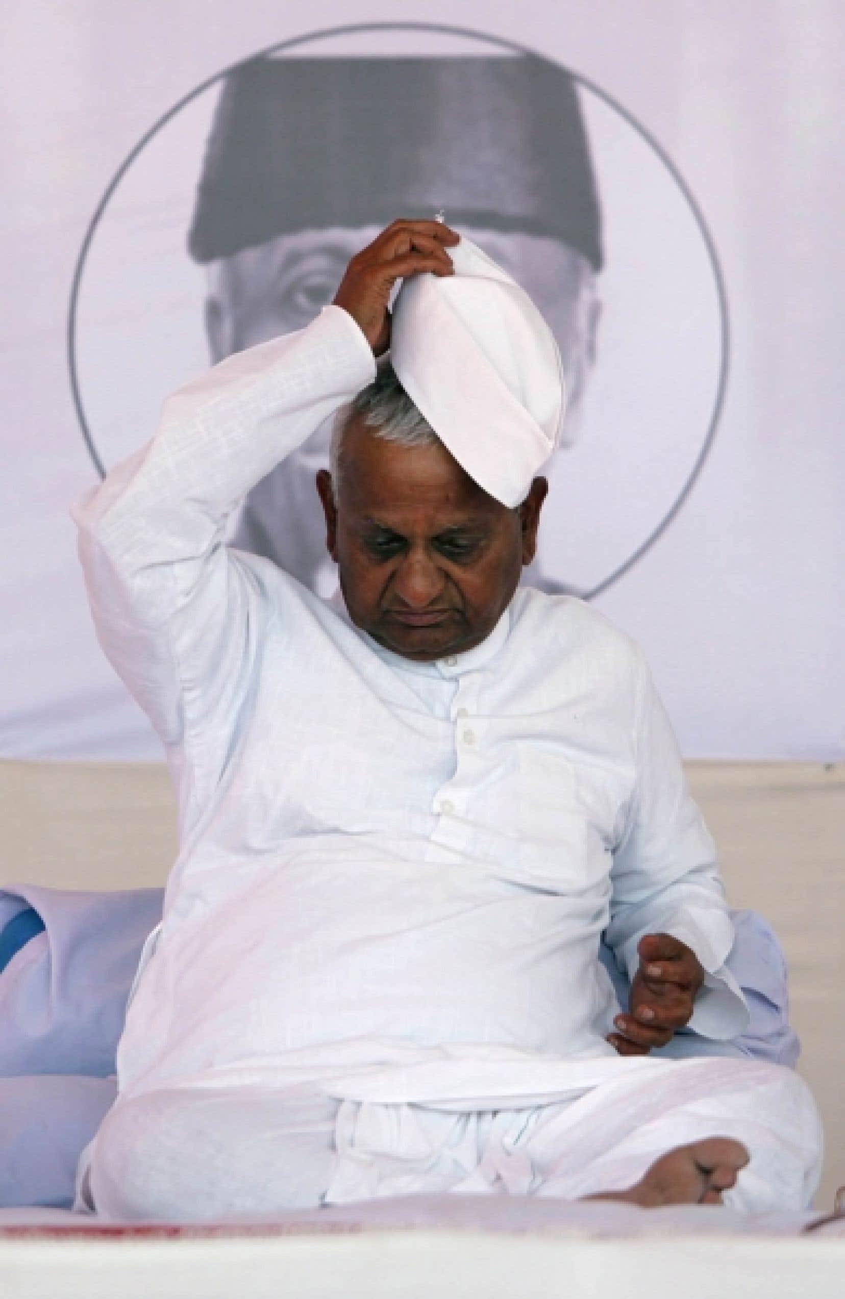Anna Hazare<br />