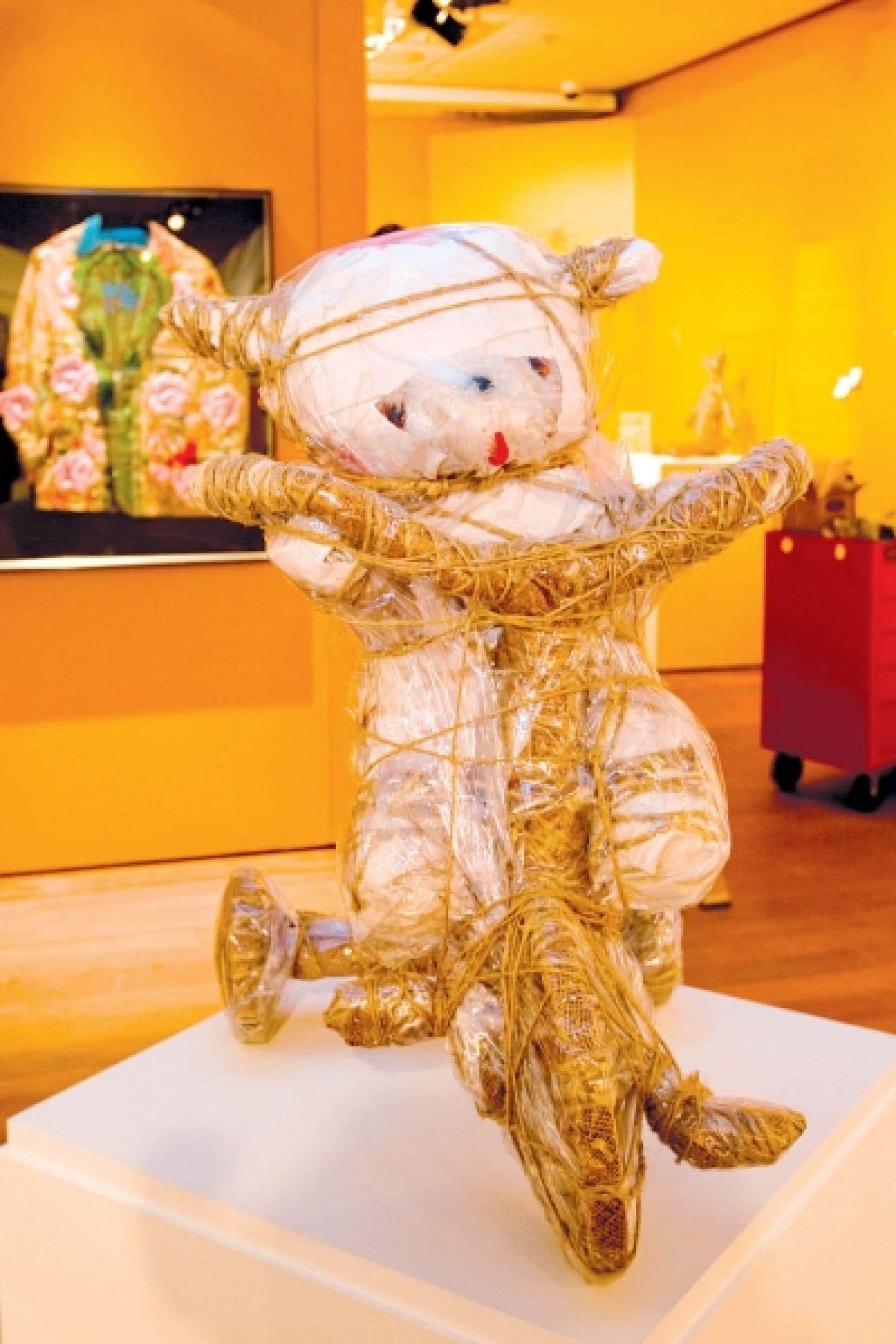 Le public non averti ne sait pas quelle œuvre a été conçue par un artiste reconnu et quelle autre par une personne psychiatrisée.