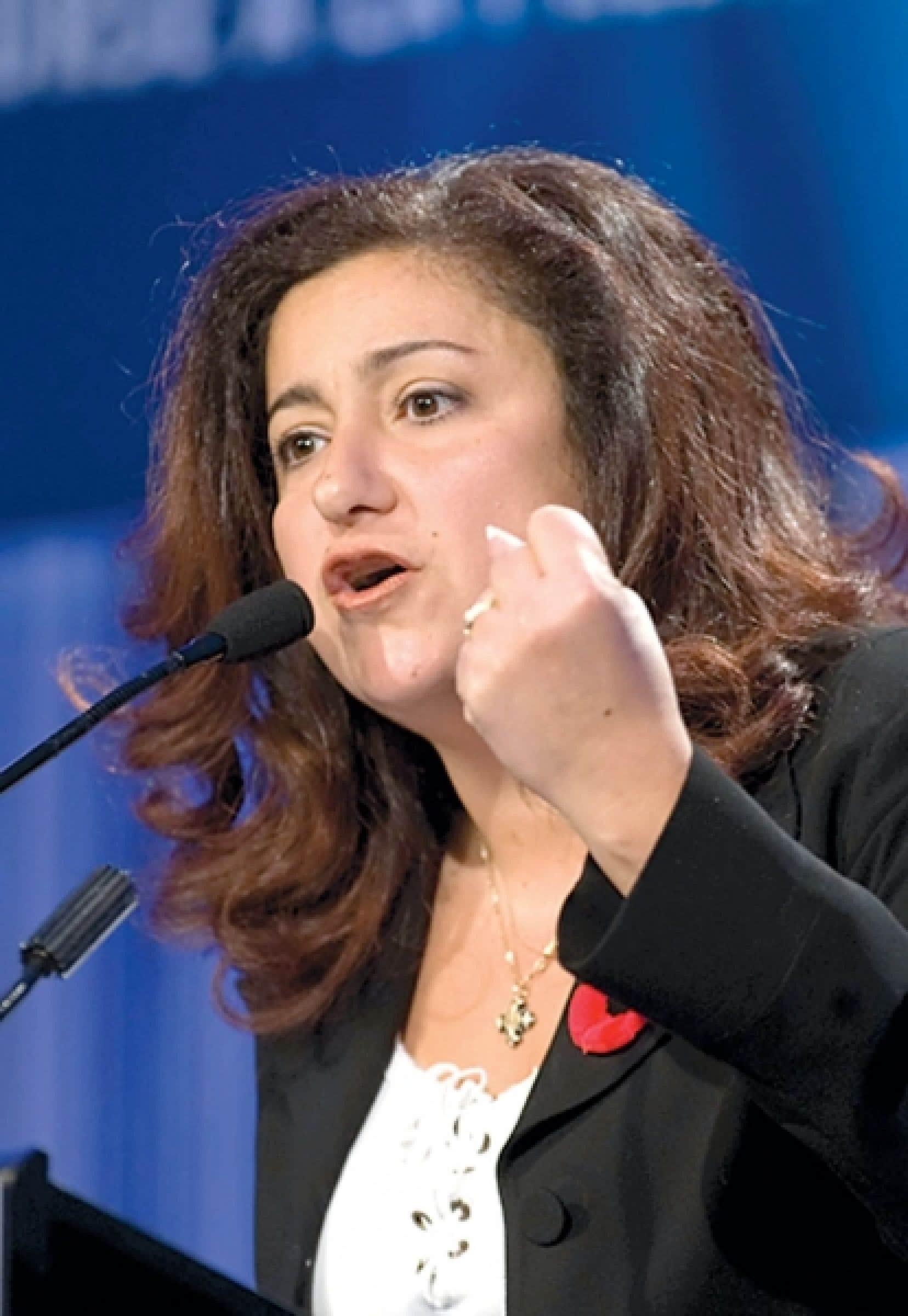 Maria Mourani