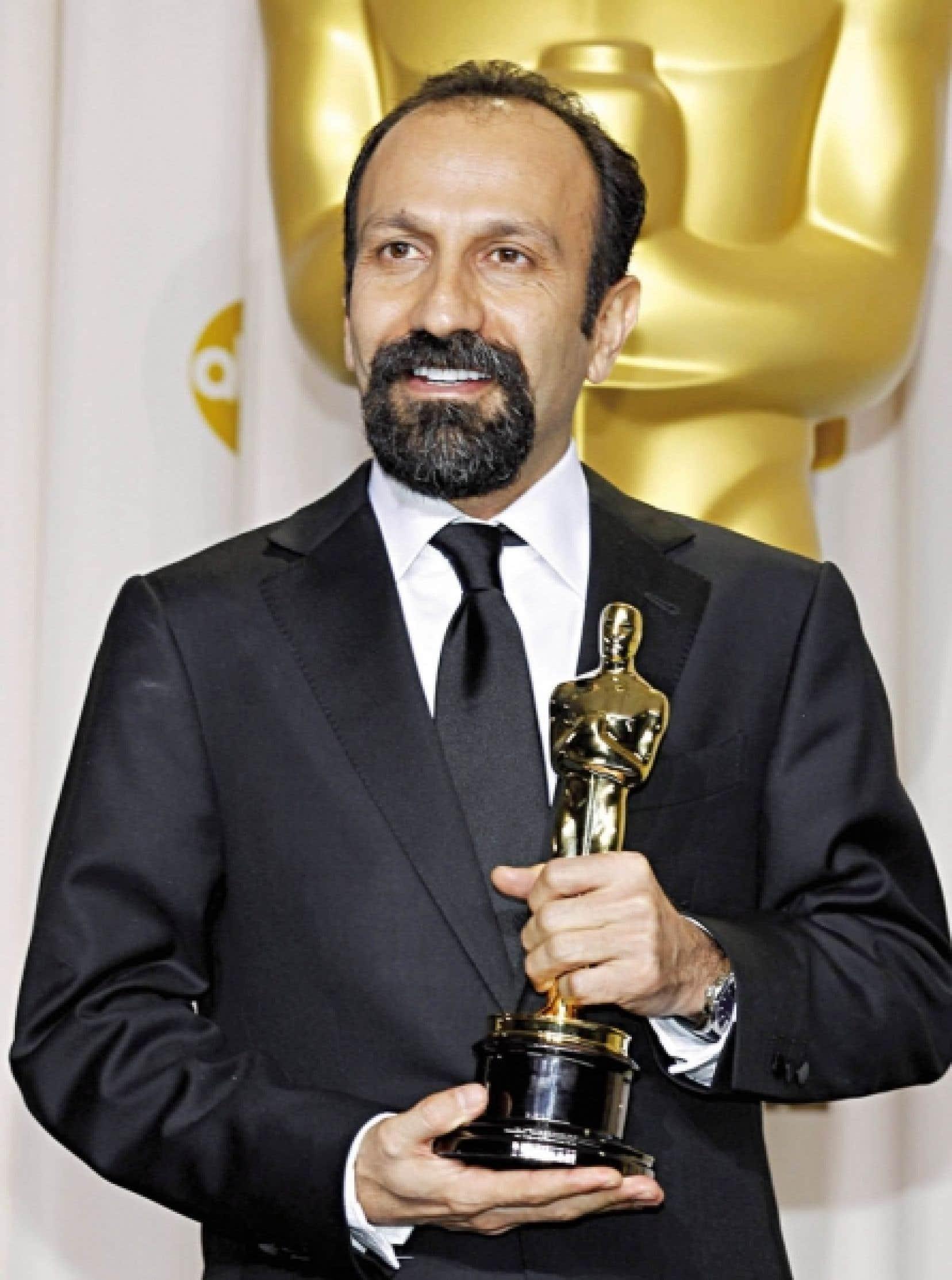 Asghar Farhadi<br />