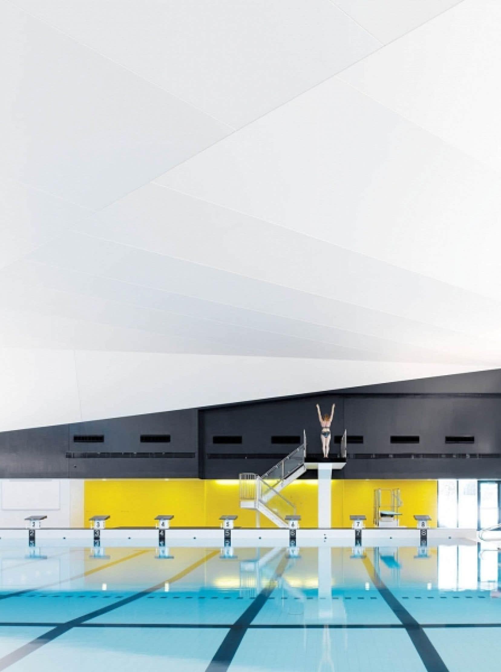 L'idée d'un nouveau Centre récréo-aquatique pour Saint-Hyacinthe circulait depuis huit ans. Plusieurs architectes ont été approchés et la population a même été sondée sur ses besoins et attentes.<br />
