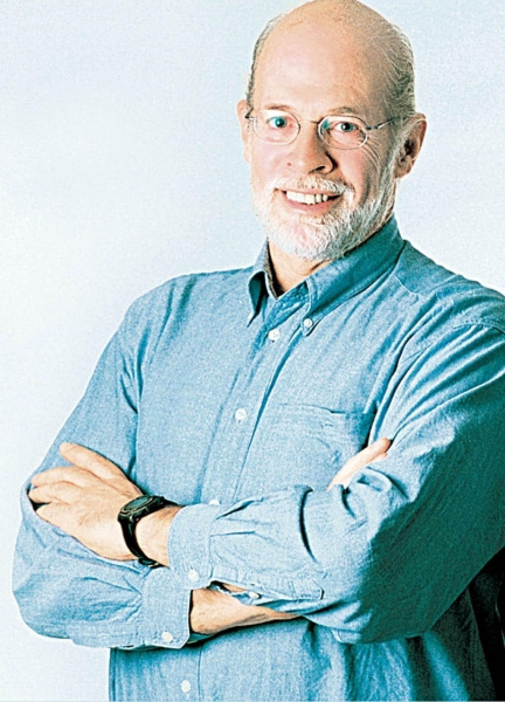 <div> Louis Favreau, sociologue</div>