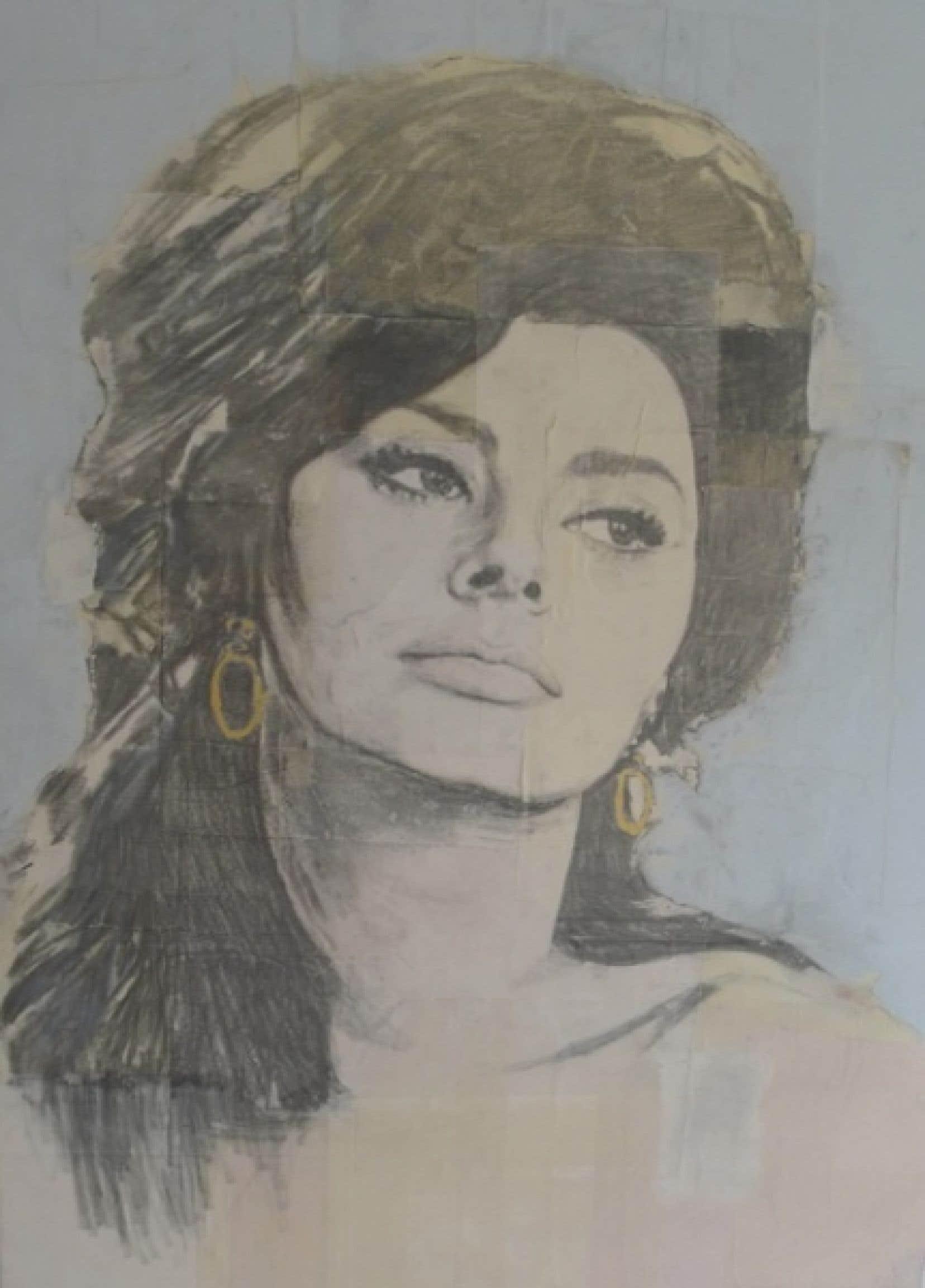 Sophia Loren<br />