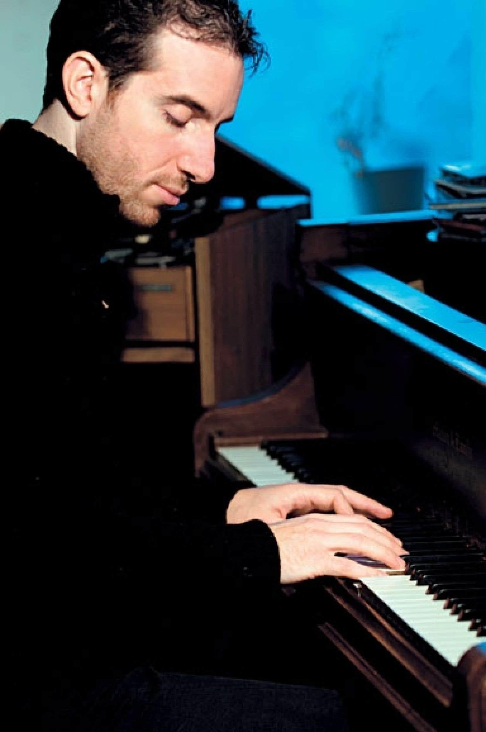Le pianiste Aaron Goldberg se produira en trio le mercredi 4 juillet à l'Upstairs.