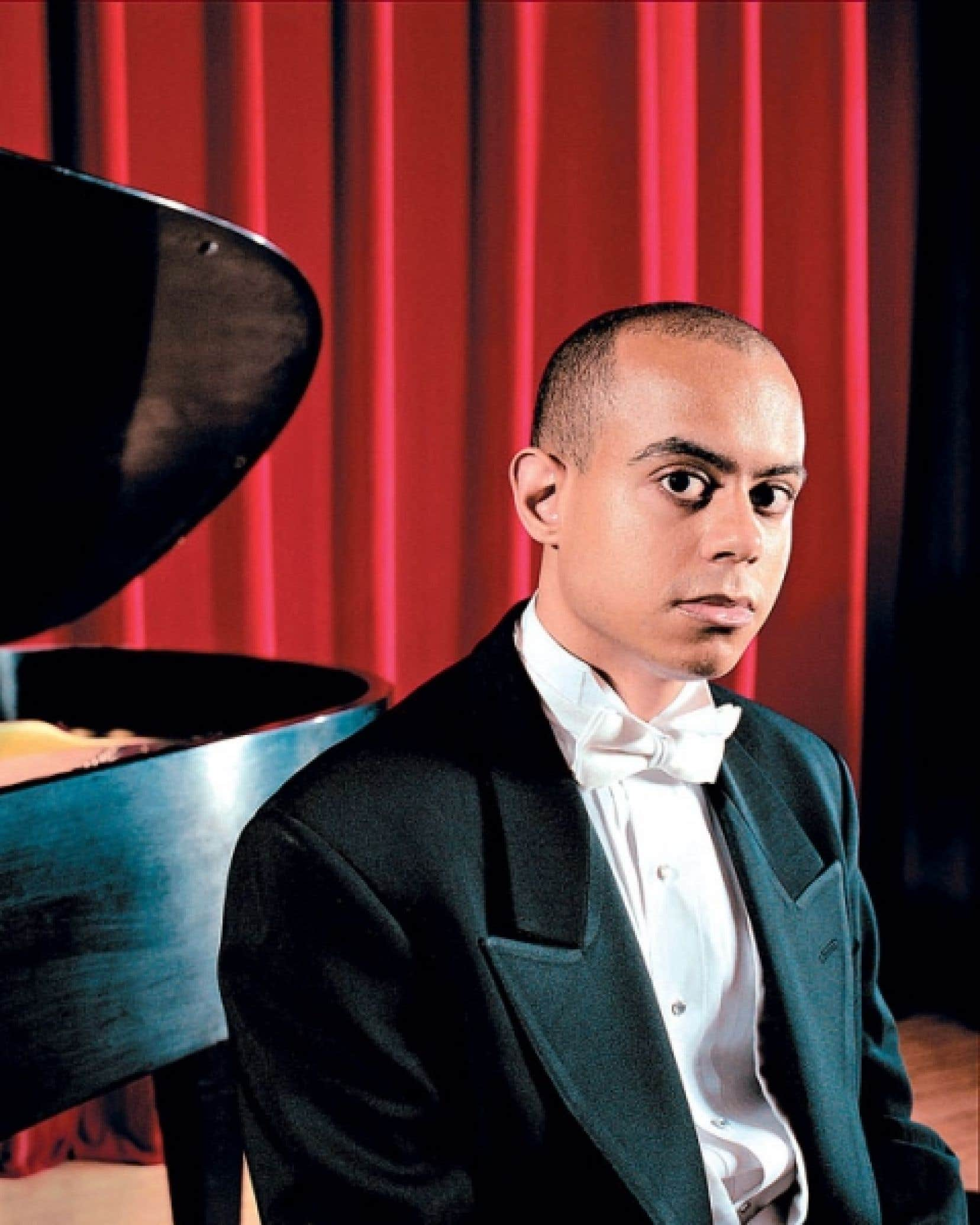 Stewart Goodyear, pianiste torontois de 34 ans