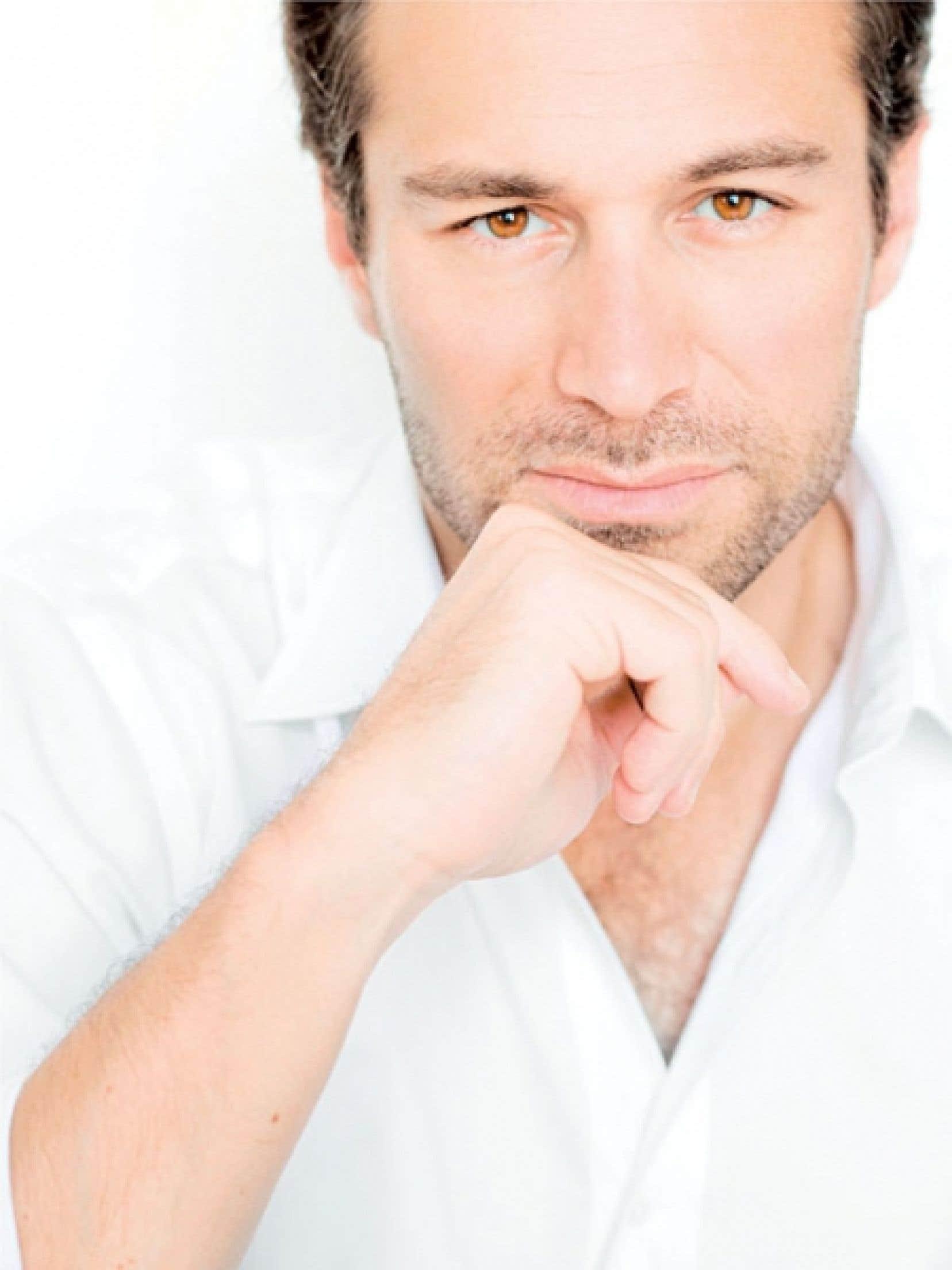 Le nouveau directeur musical de l'Orchestre symphonique de Québec, Fabien Gabel