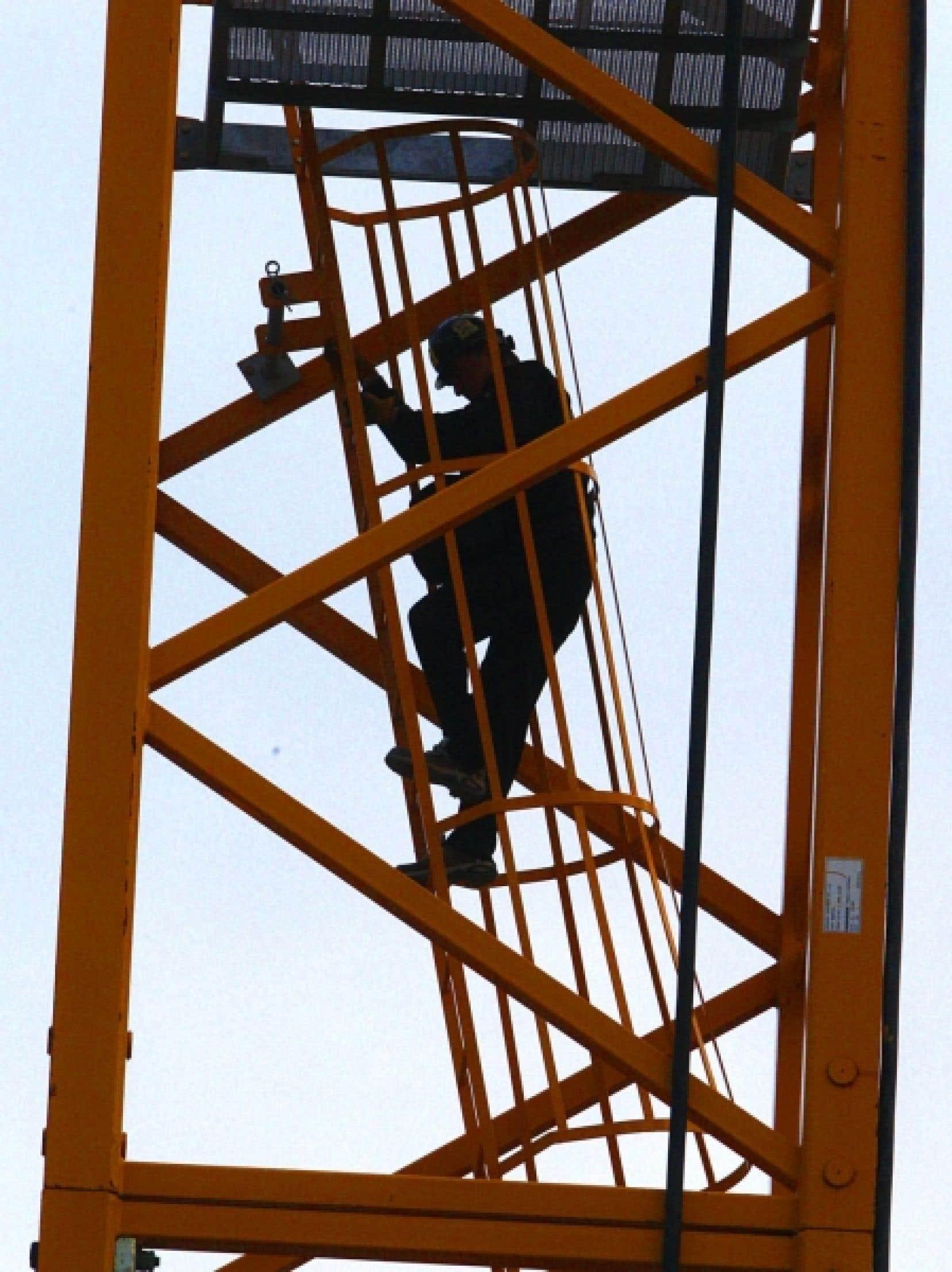 Les entreprises œuvrant en construction sont notamment dans la mire de Québec ouvert.