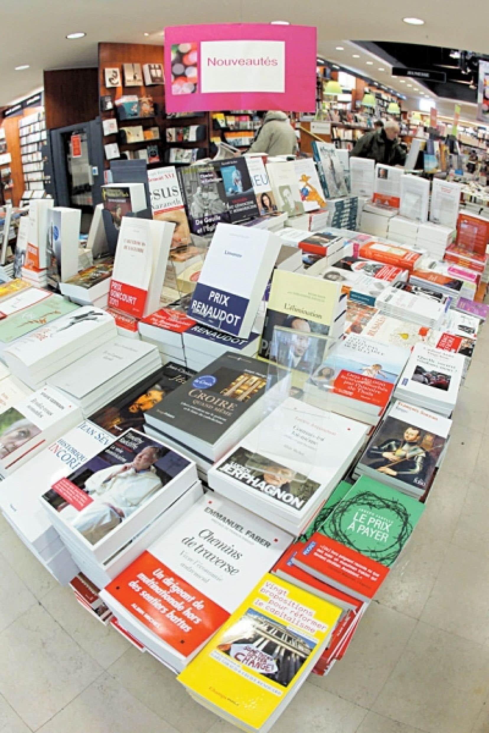 Dans nombre de pays, vous pouvez acheter n'importe quel livre sans avoir à craindre qu'il soit vendu à prix coupé chez le voisin.