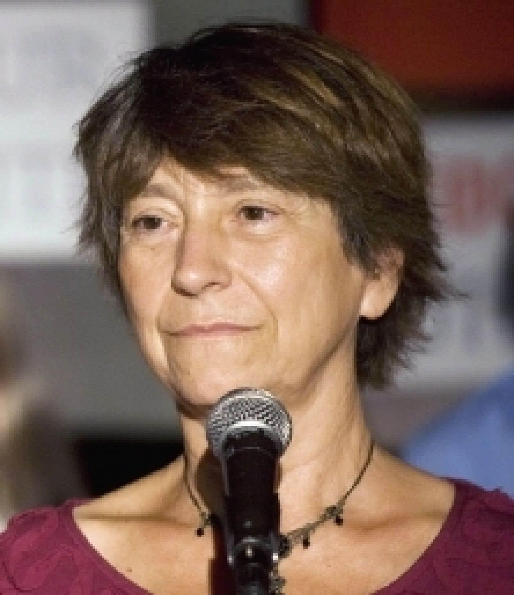 La député de Gouin souligne l'ouverture «encourageante» manifestée par le nouveau ministre de la Sécurité publique, Stéphane Bergeron.