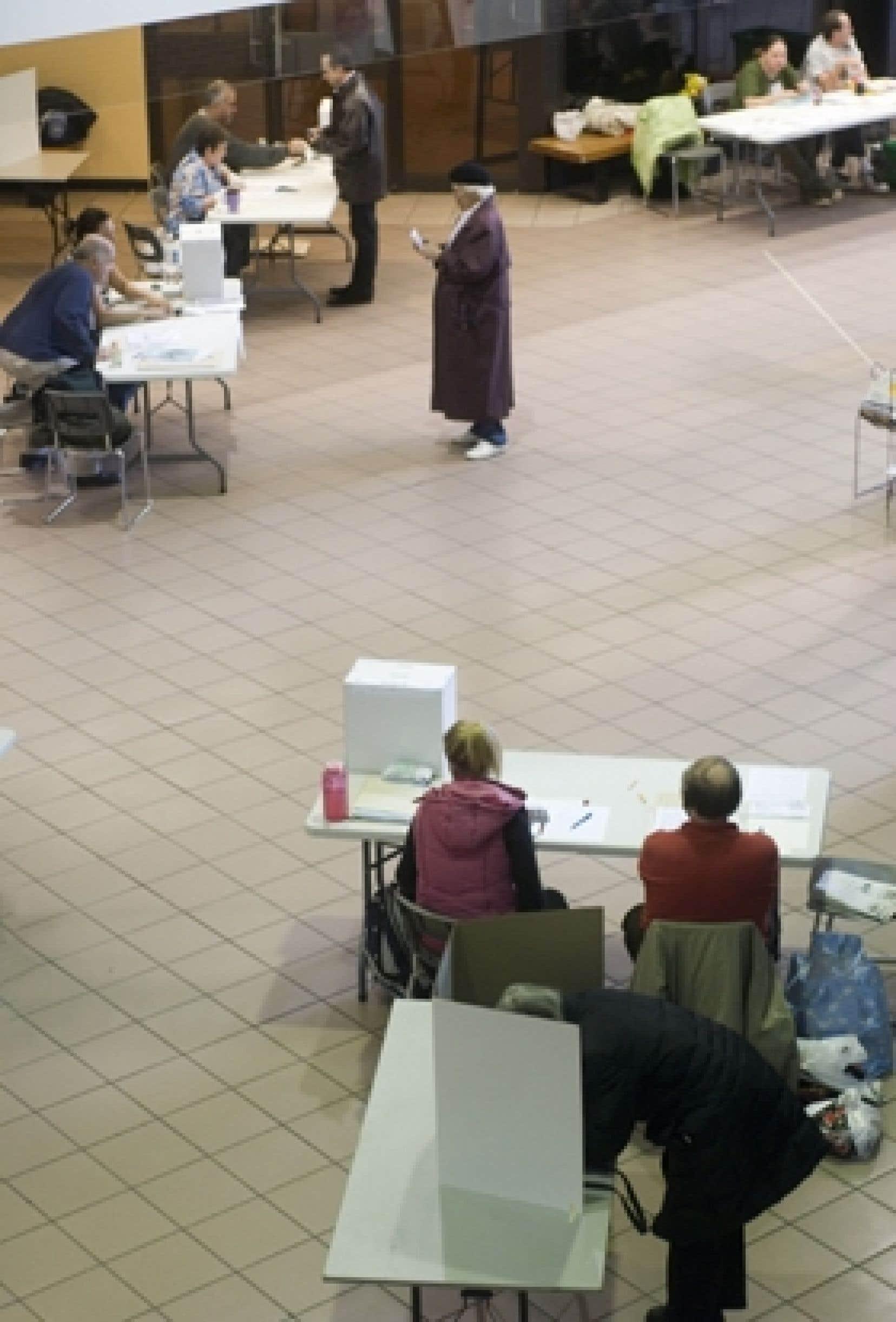 Le taux de participation aux élections scolaires n'a été que de 7,7 %.