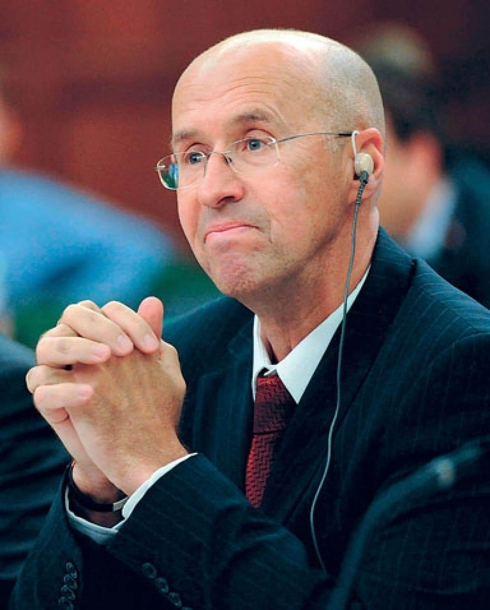 Le directeur parlementaire du budget,Kevin Page