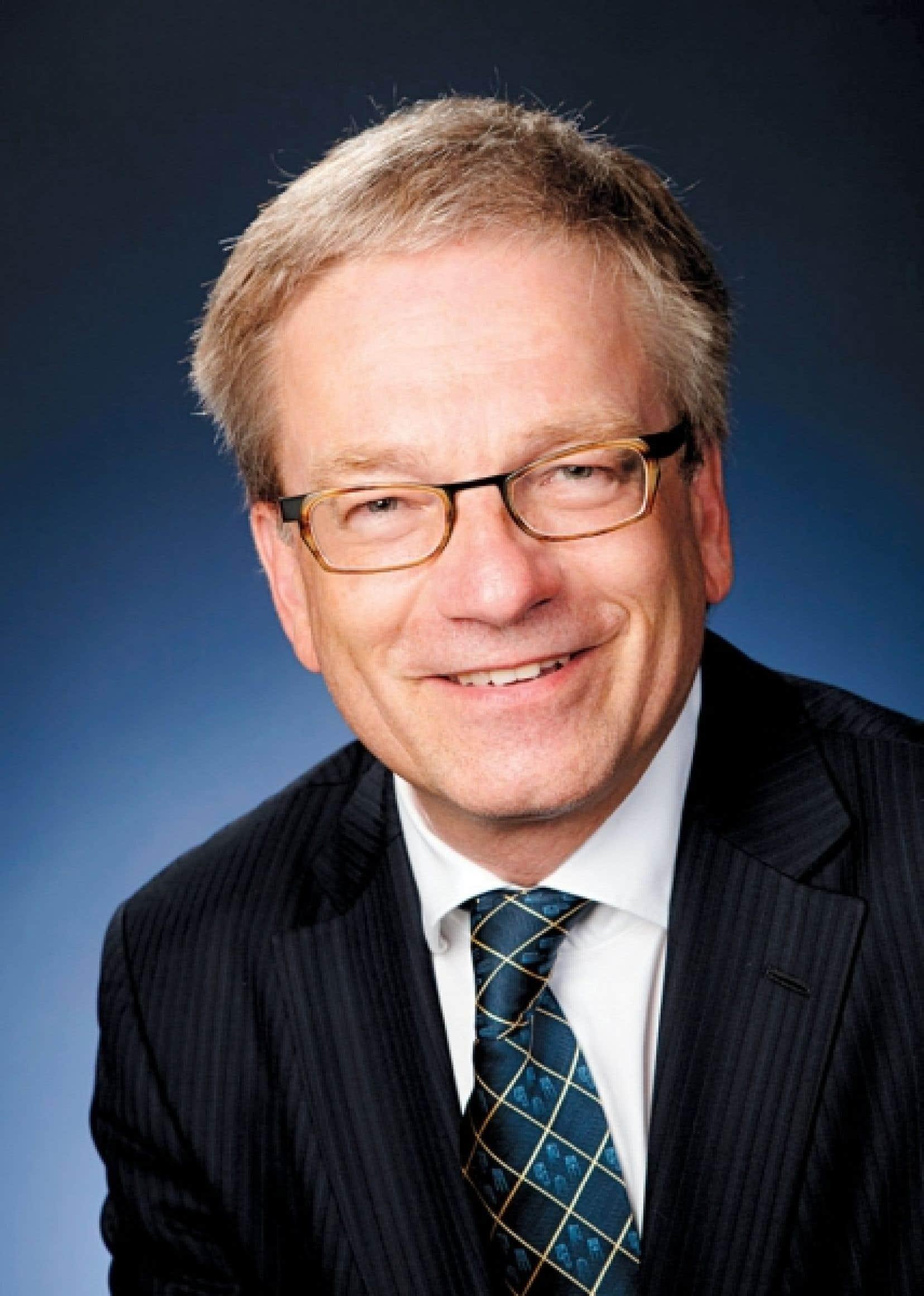 Le scientifique en chef du Québec, Rémi Quirion
