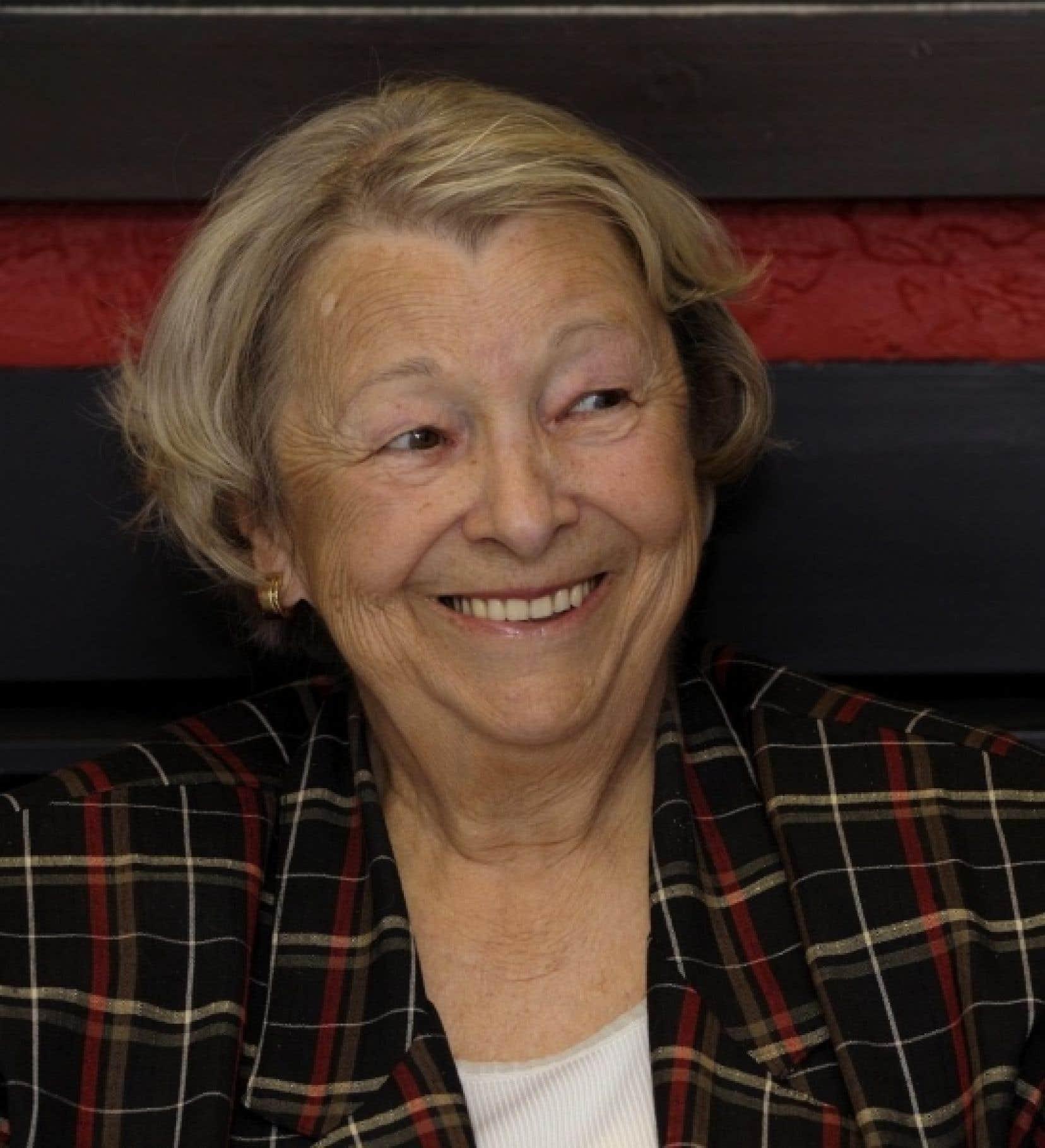 Lise Payette<br />