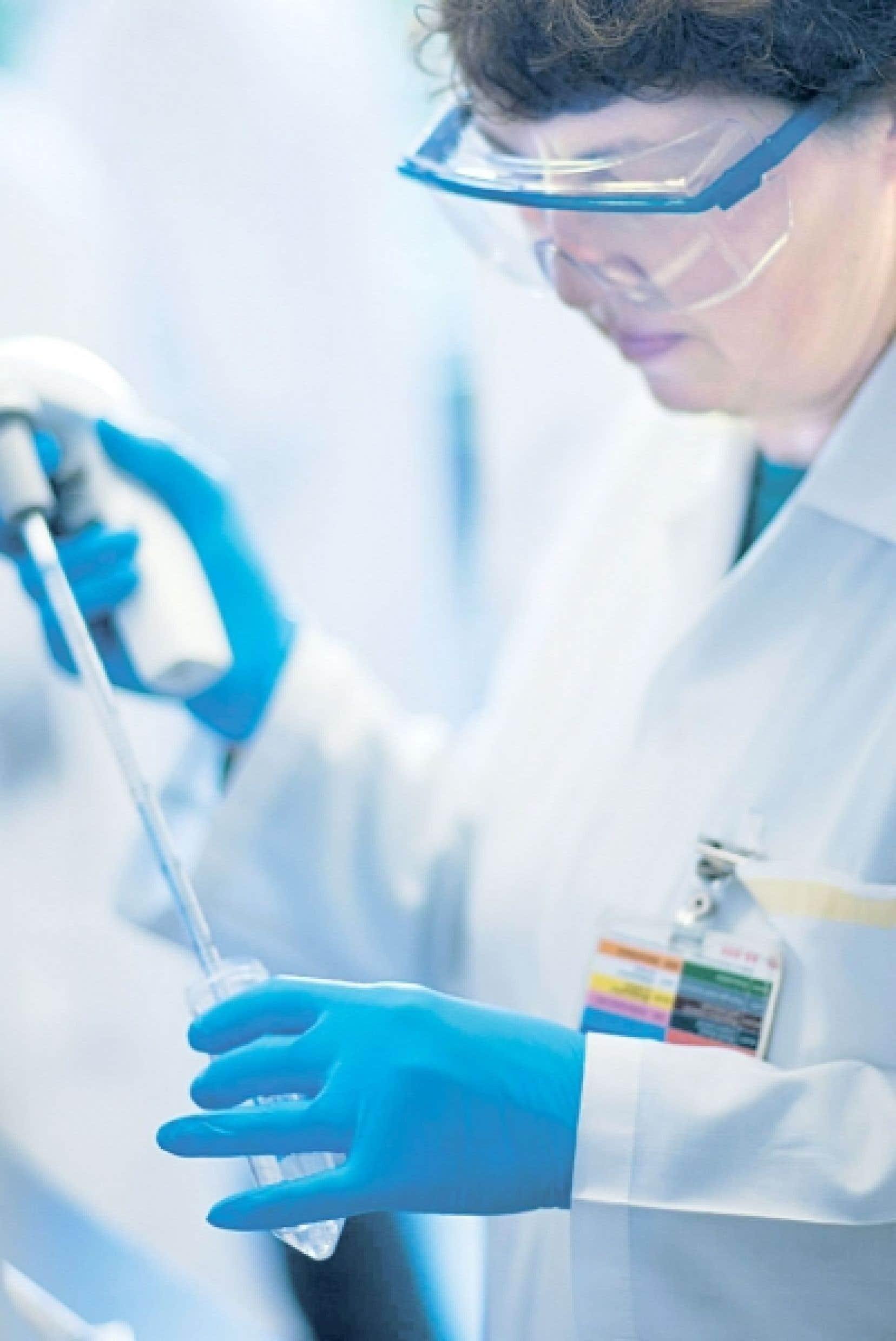 Les chercheurs de l'Institut de recherches cliniques de Montréal excellent en recherche fondamentale, secteur qui demeure à l'avant-scène de l'innovation.