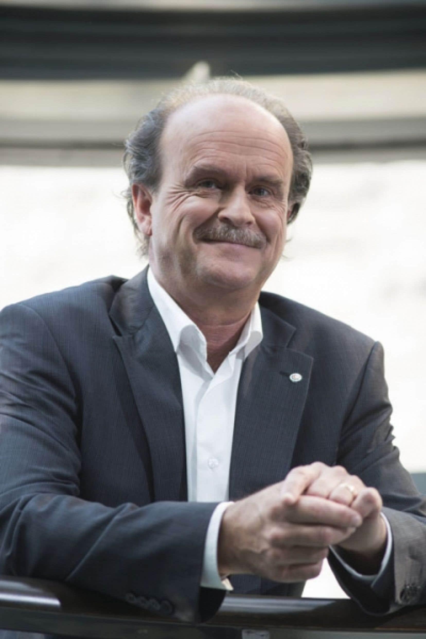 Louis-Philippe Vézina a fait le saut de l'université au monde des affaires, avec Medicago.
