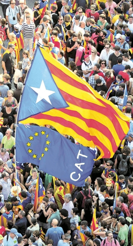 La campagne en Catalogne se termine avec des odeurs de scandales présumés.