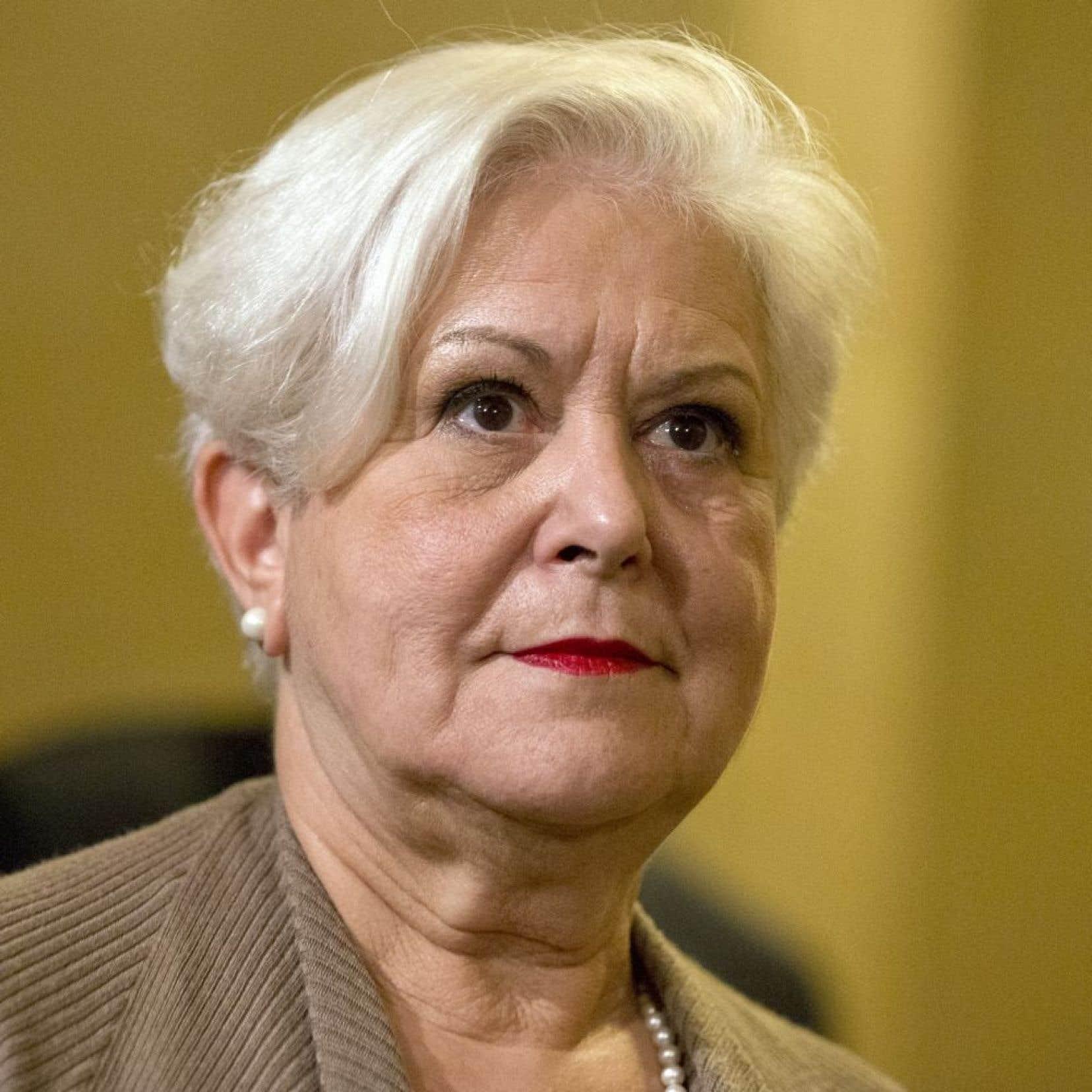 Louise Harel croit que les politiciens doivent «faire preuve de transparence et d'exemplarité» alors qu'ils exigent ou s'apprêtent à exiger des employés municipaux à faire plus d'efforts pour renflouer les coffres des régimes de retraite.