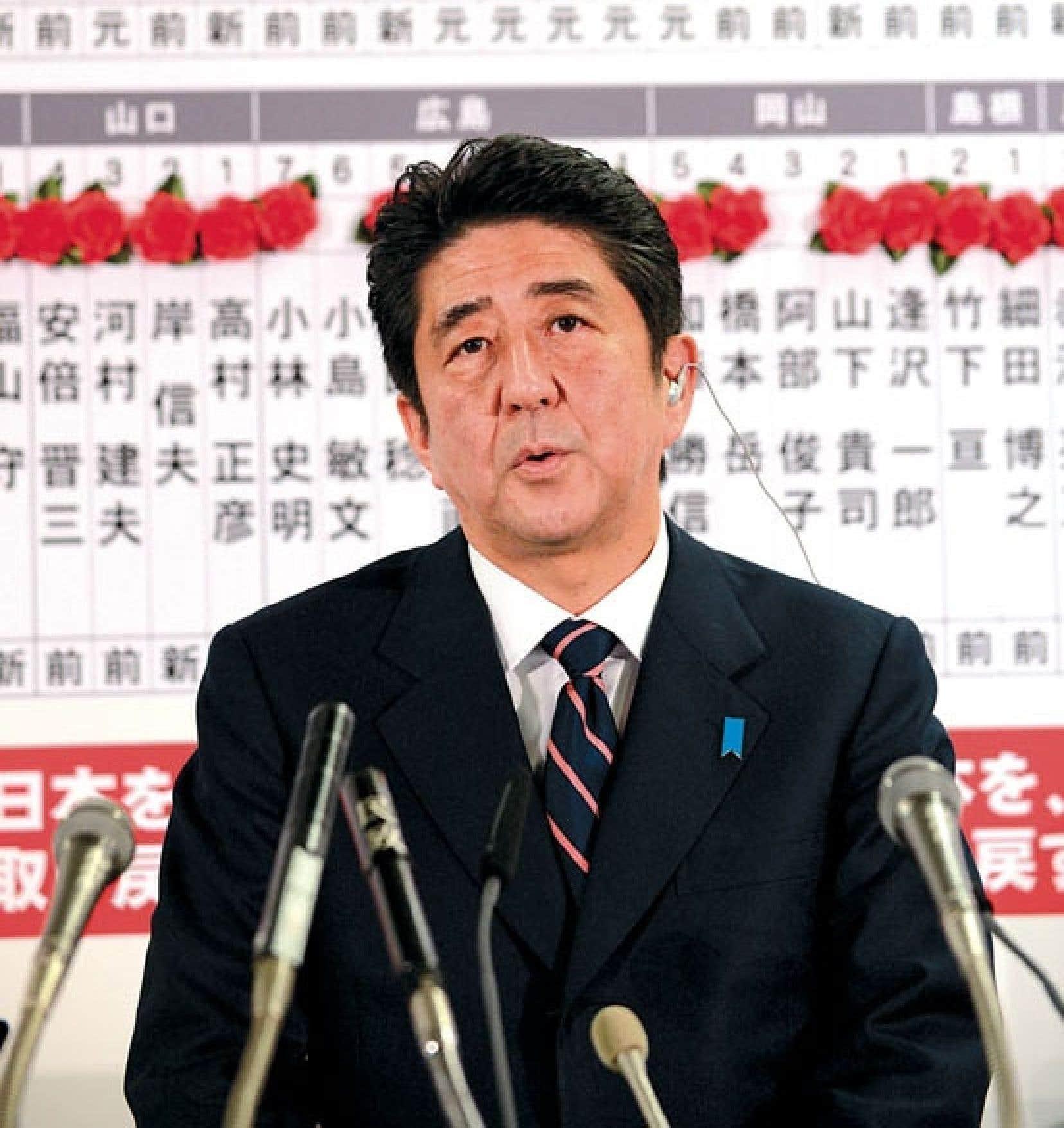 Shinzo Abe est de retour au pouvoir. Connu comme un « faucon » en politique étrangère, il s'est empressé de défier la Chine en rappelant la souveraineté du Japon sur les îles Senkaku.