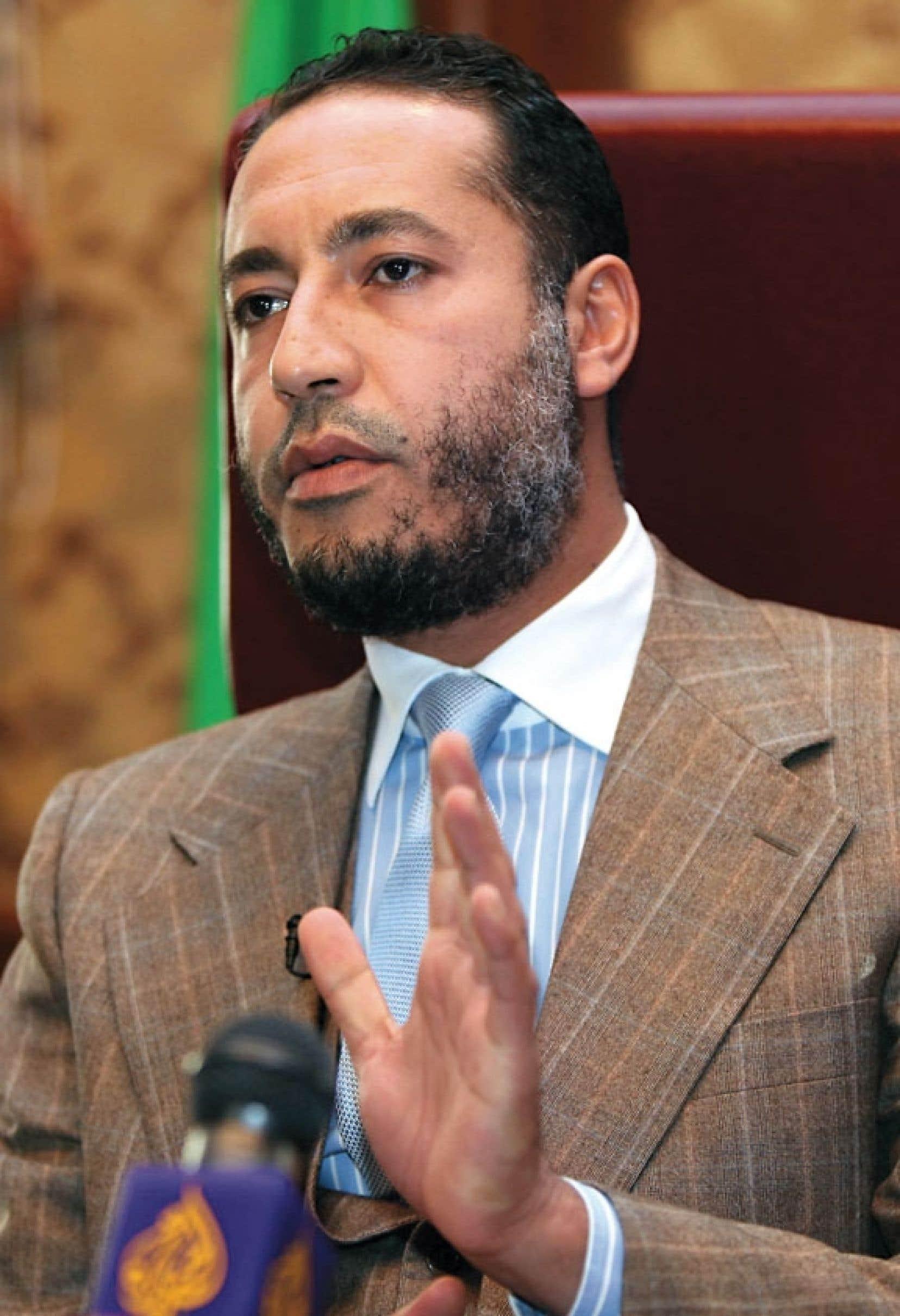 D'anciens dirigeants de SNC-Lavalin auraient versé de l'argent et planifié l'exil de Saadi Kadhafi et de sa famille vers le Mexique.