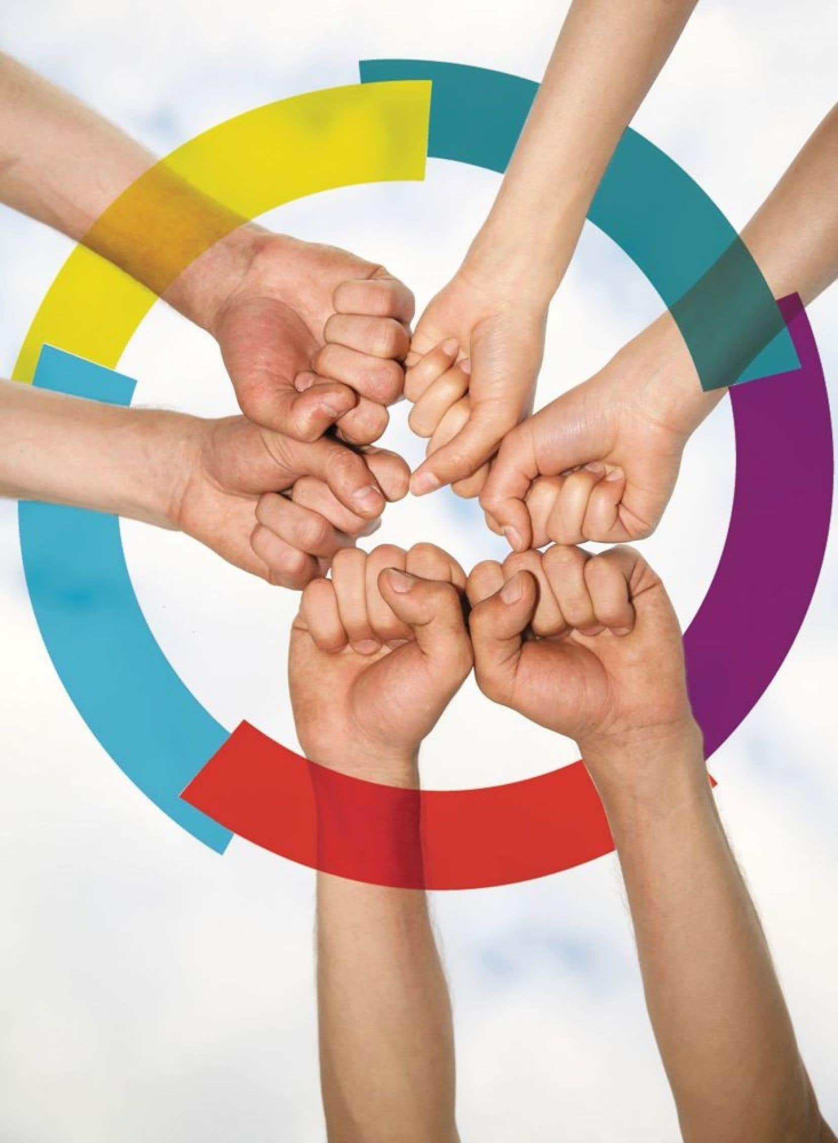 La solidarité entre les peuples est l'un des fondements de la communauté francophone et de l'Organisation internationale de la Francophonie, dont le prochain sommet se déroulera à Dakar, au Sénégal, en 2014.