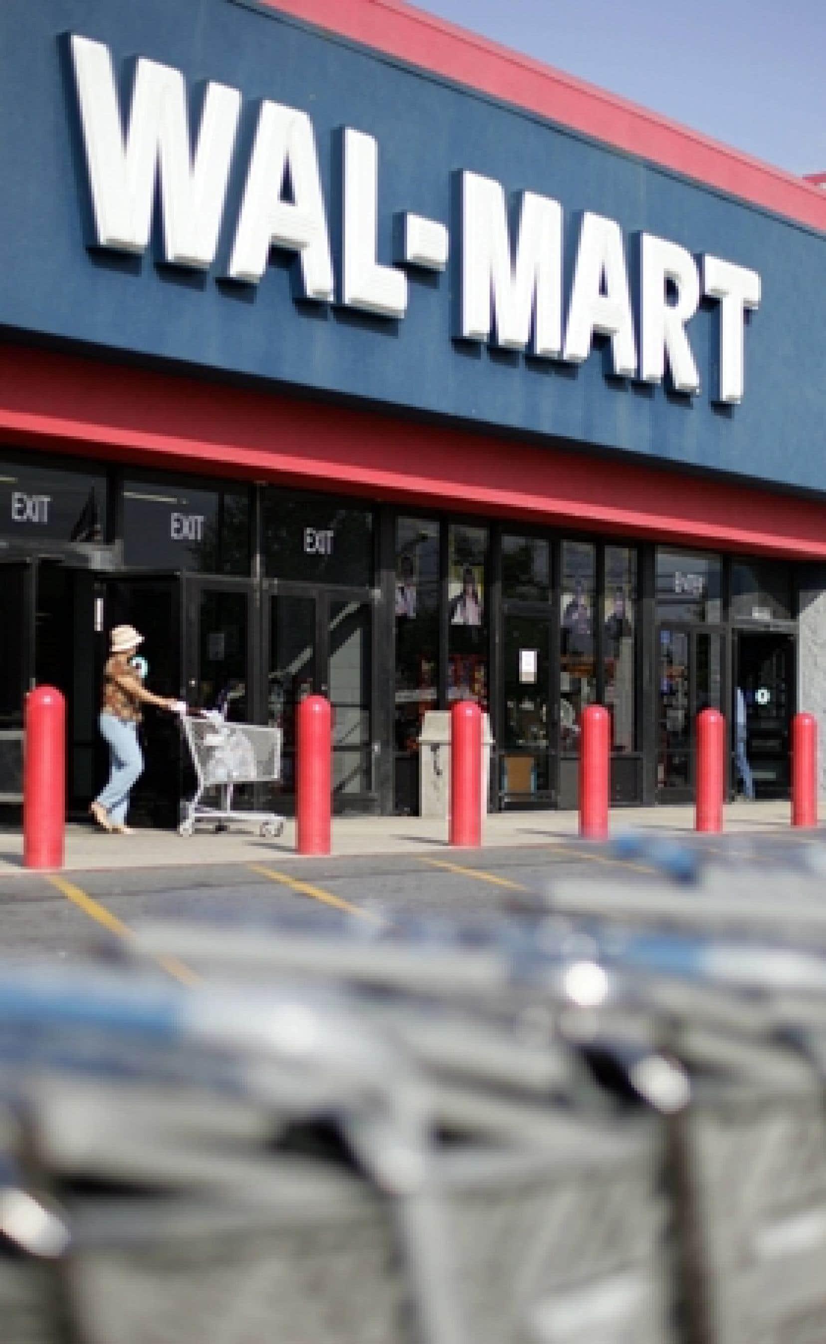 Dépeint par ses plus féroces critiques comme un modèle d'encouragement à la surconsommation, Wal-Mart a rencontré des PME venues d'un peu partout au Québec lui présenter leurs produits «biologiques, écologiques et équitables».