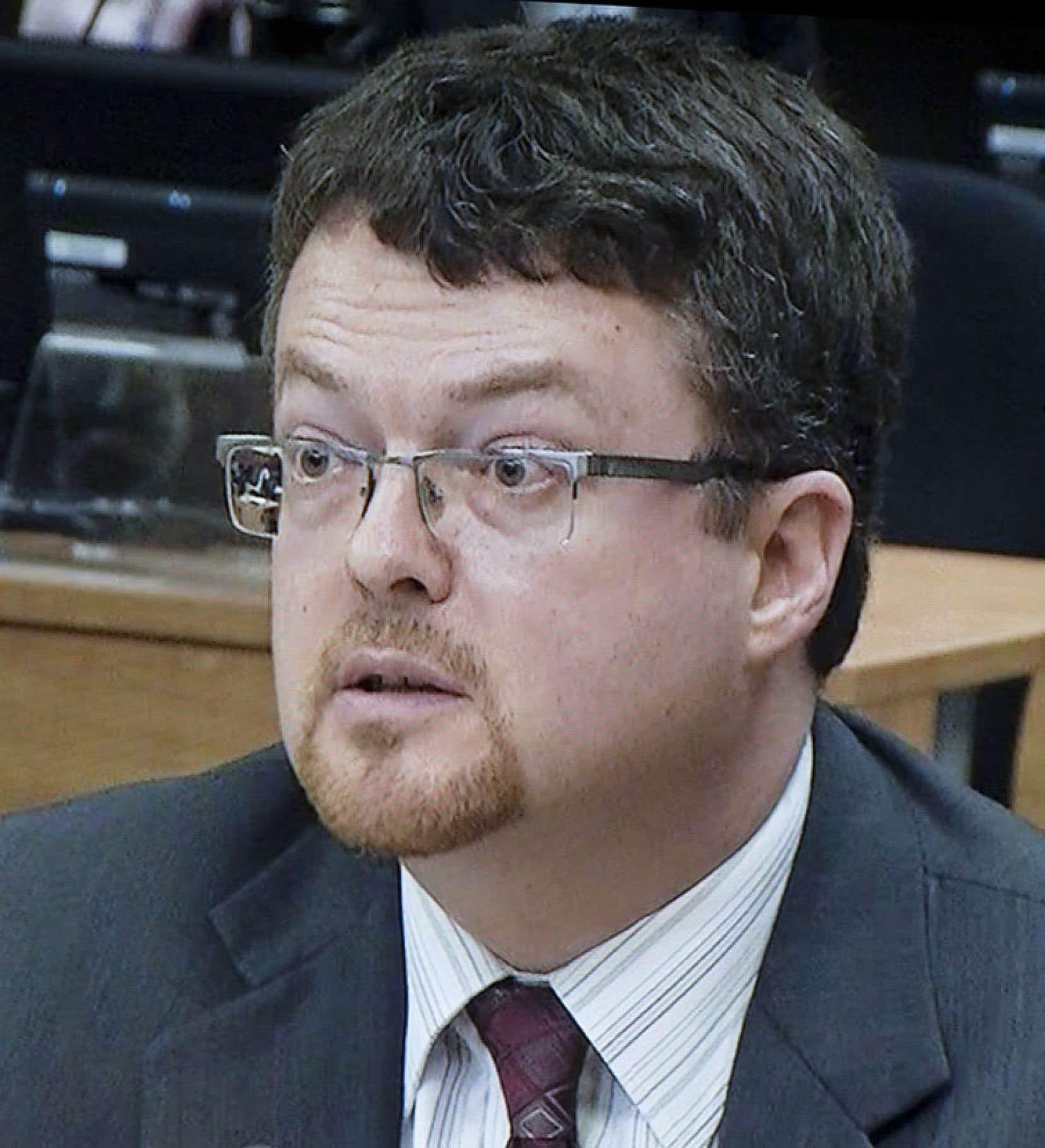 Yves Cadotte, vice-président de SNC-Lavalin