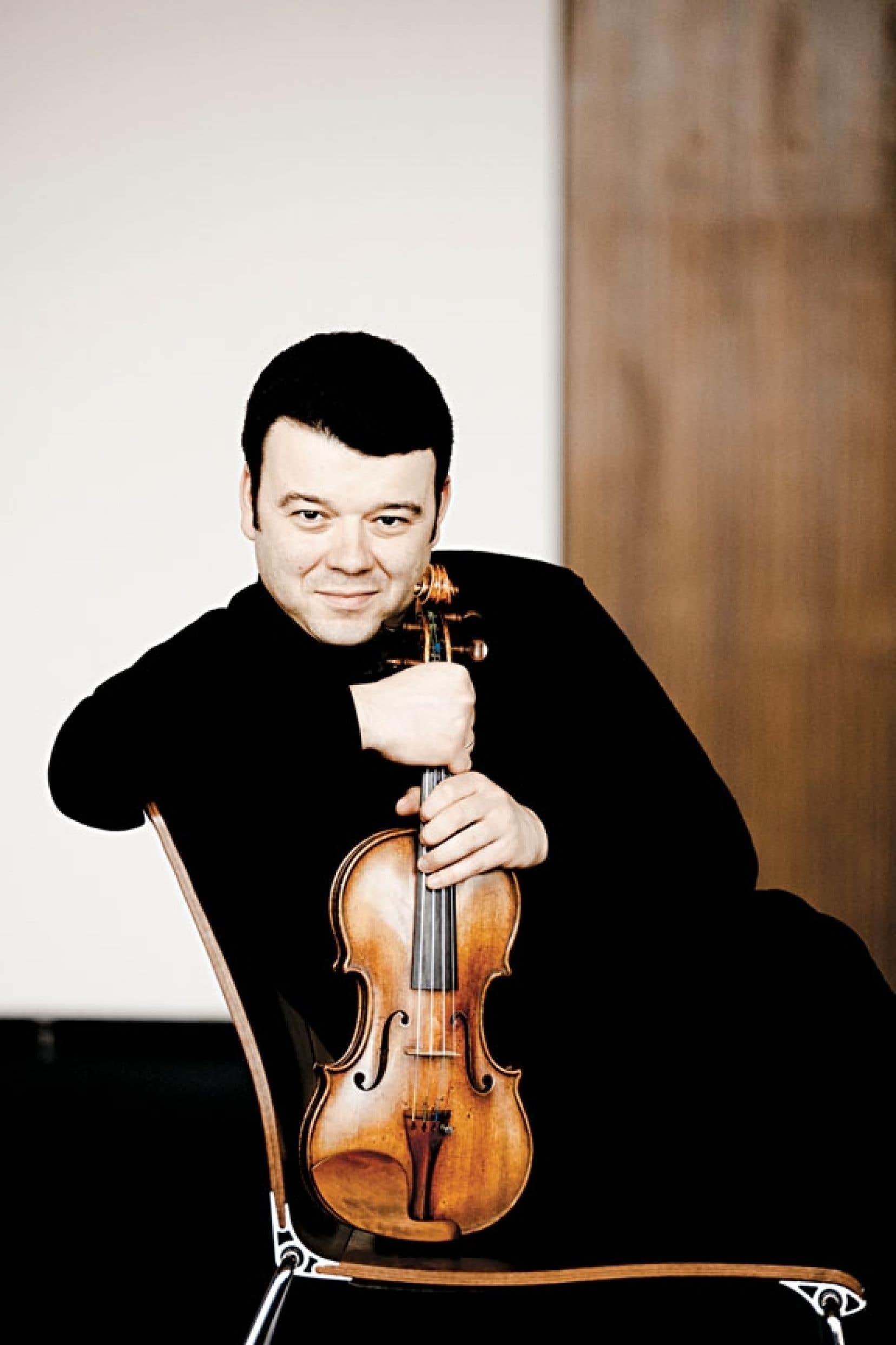 Vadim Gluzman est « le » violoniste que de nombreux chefs rêvent d'avoir comme partenaire dans Tchaïkovski, Beethoven ou Bernstein.