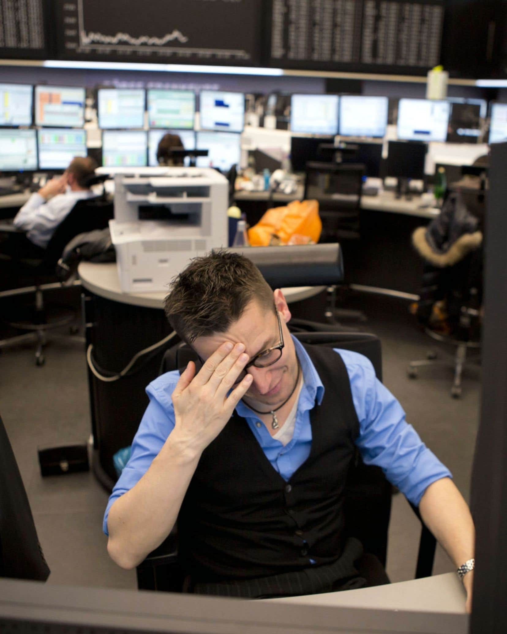 «Pour l'essentiel, les marchés réagissent différemment selon que les annonces qu'on rapporte sont positives ou négatives», observe le professeur Kryzanowski.