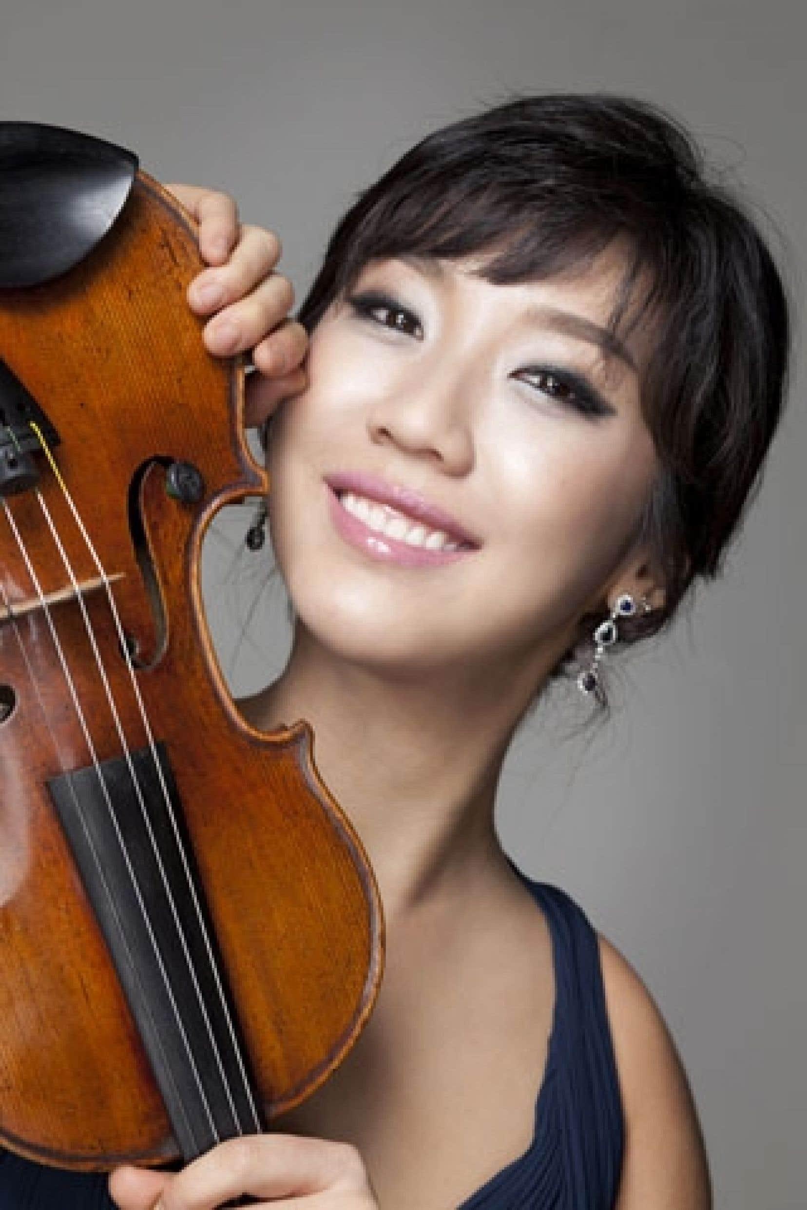 L'Américaine Fabiola Kim