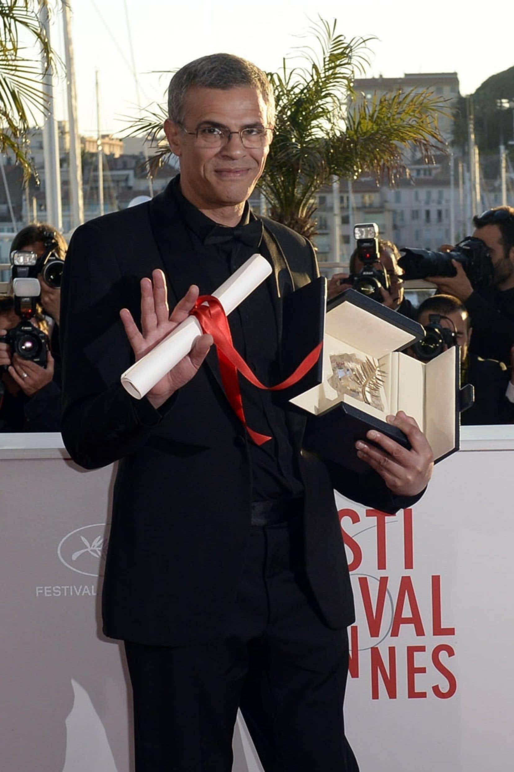 Abdellatif Kechiche à Cannes