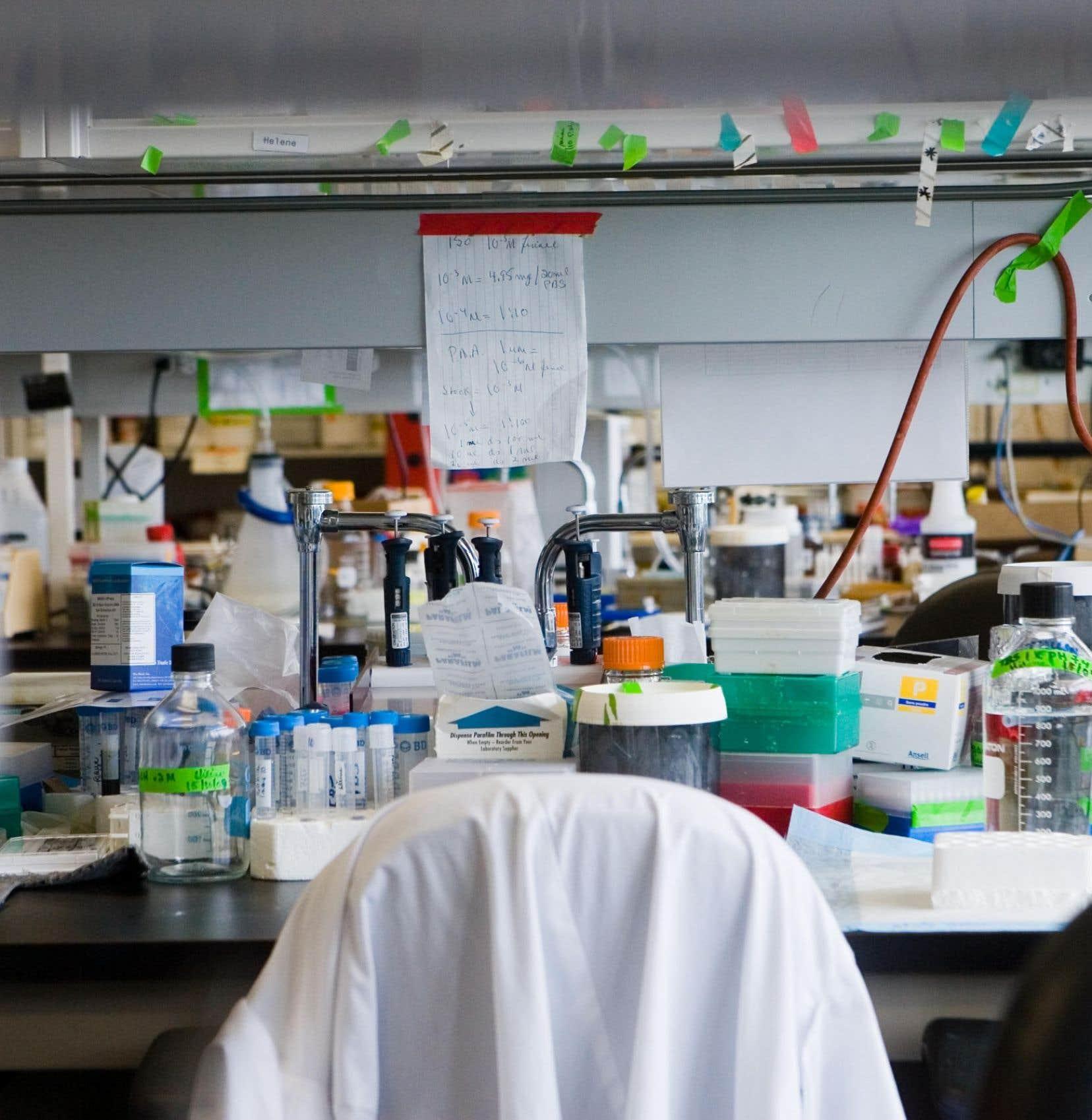 Aujourd'hui, on estime qu'environ 500 chercheurs sont employés par le gouvernement du Québec en comparaison de plus de 13 000 en milieu universitaire et près de 28 000 en entreprises.