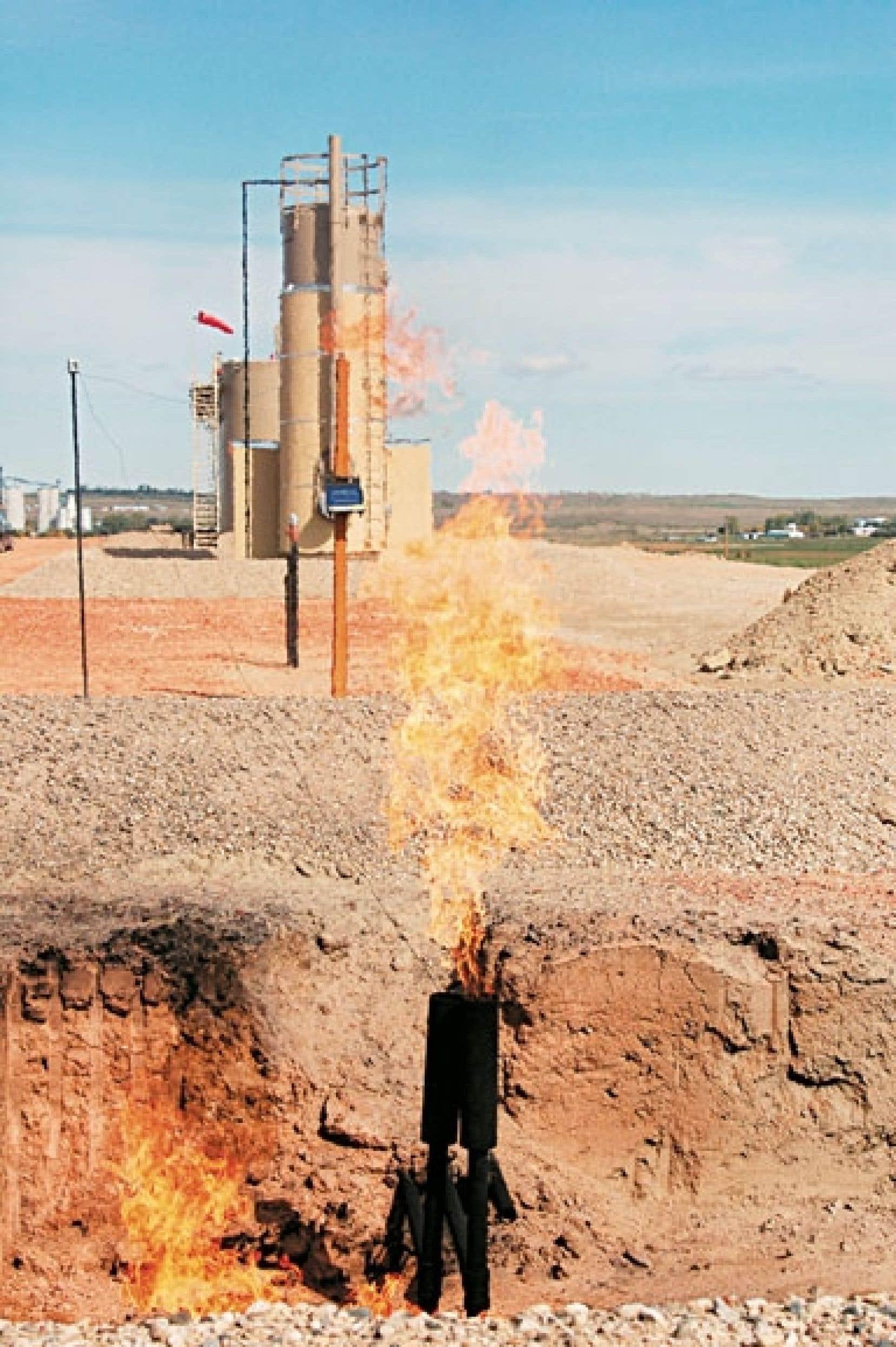 L'exploitation de ce pétrole léger a fait du Dakota du Nord le deuxième producteur des États-Unis.