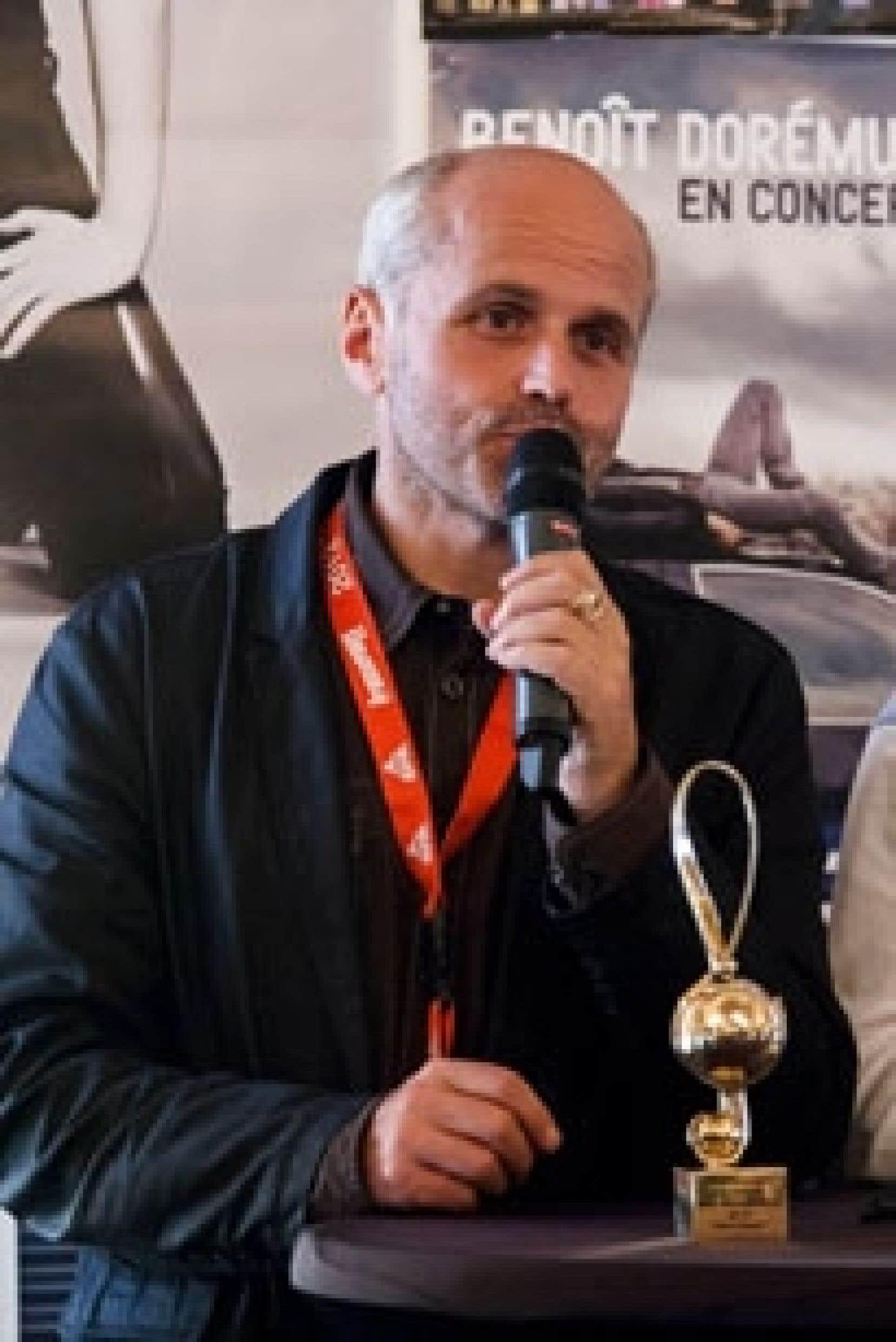 Charles Gardier, le copatron des Francos de Spa