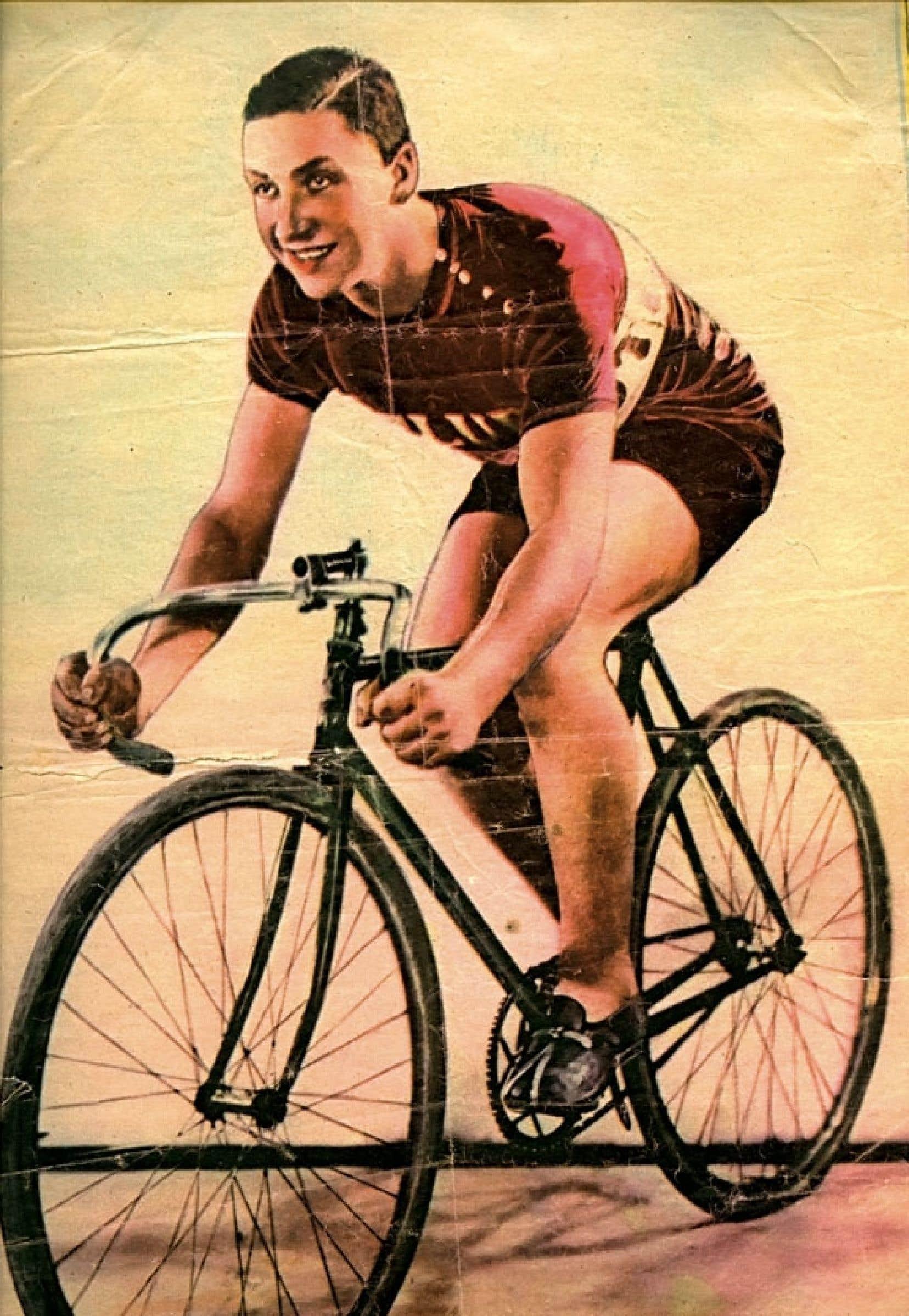 Zénon Saint-Laurent (1912-2005) du club Quilicot, considéré comme l'un des meilleurs cyclistes canadiens des années 1930 avec Jules Audy, Pierre Gachon et Joseph Laporte.